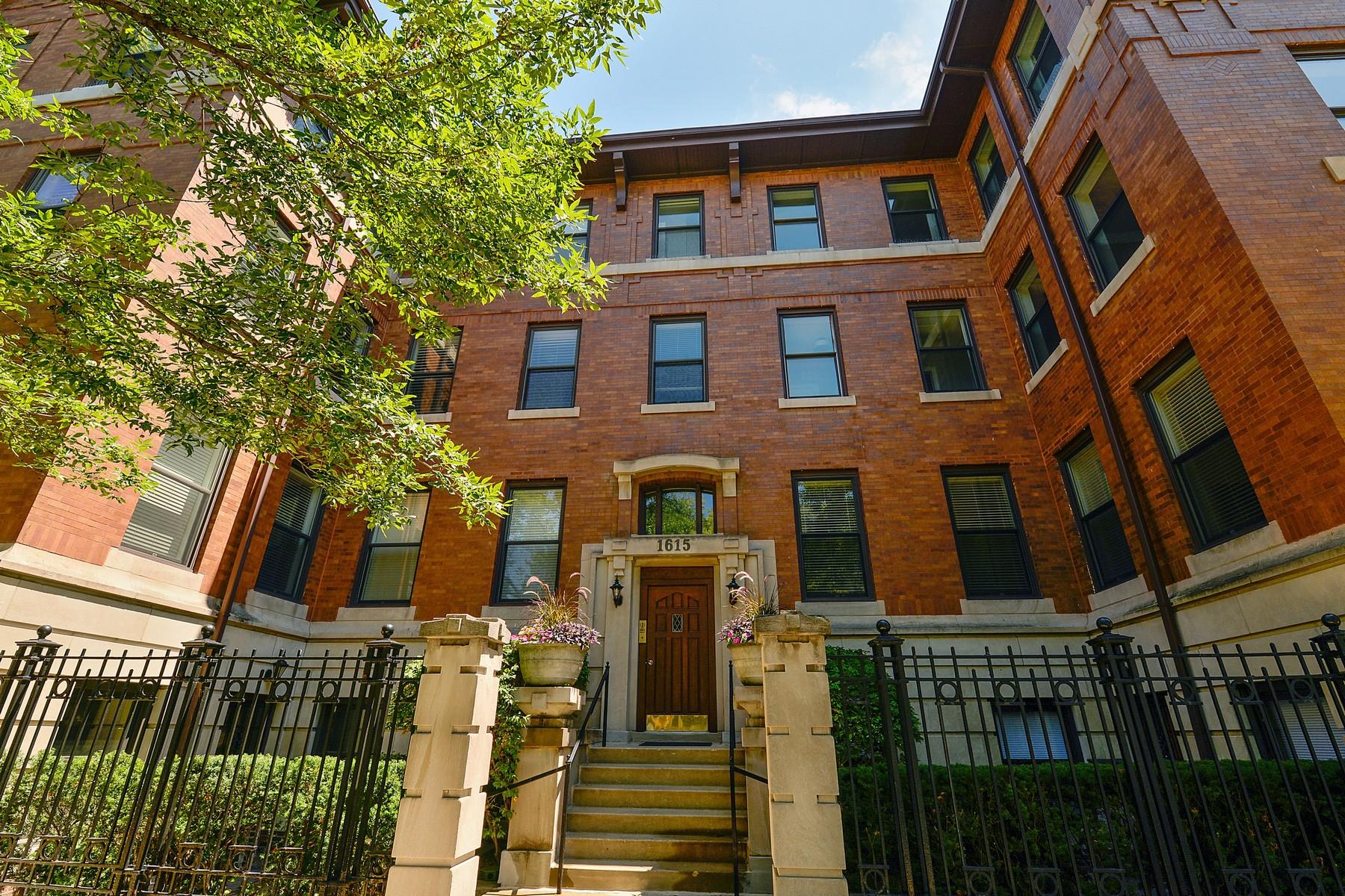 Duplo para Venda às Magnificent Multi-Level Corner Penthouse 1615 N Cleveland Avenue Unit 3S Lincoln Park, Chicago, Illinois, 60614 Estados Unidos