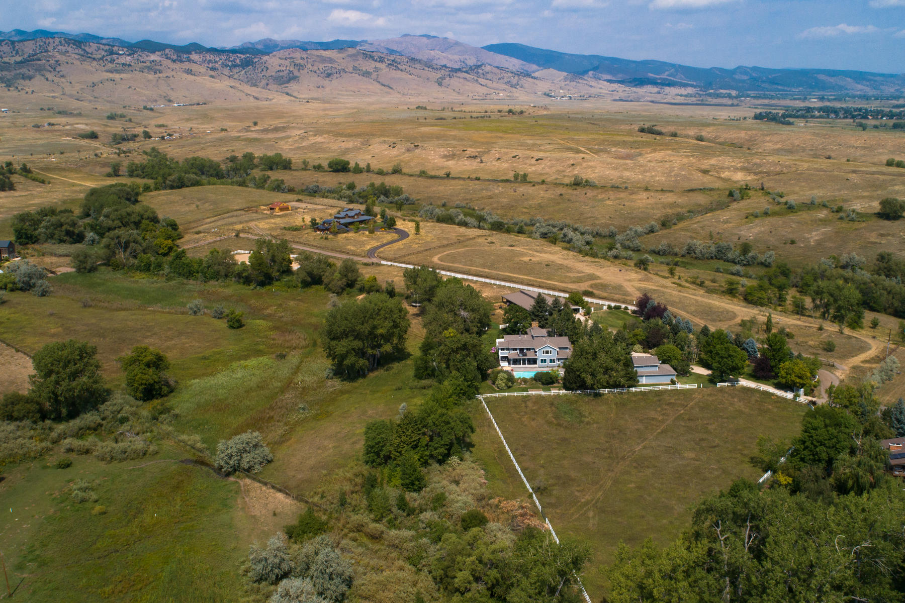 Additional photo for property listing at Country Equestrian Estate In Boulder 3800 Pleasant Ridge Rd Boulder, Colorado 80301 United States