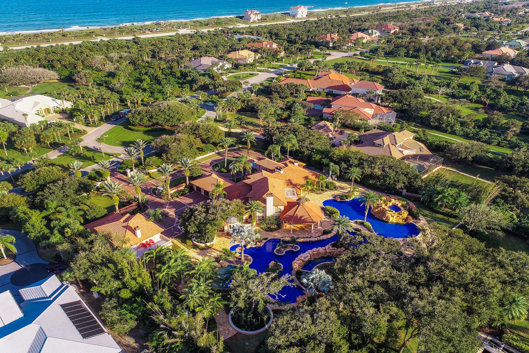 Single Family Homes for Sale at 42 Island Estates Pkwy 42 Island Estates Parkway Palm Coast, Florida 32137 United States