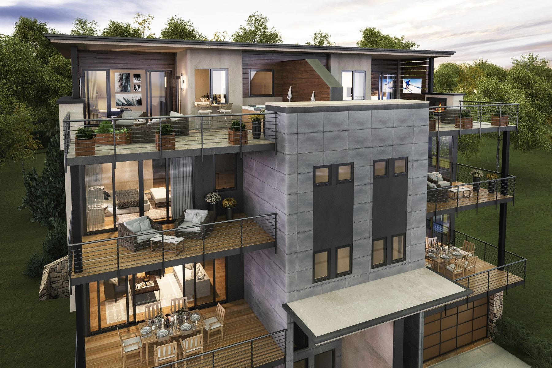 townhouses のために 売買 アット Top of the Rock 300 Overlook Ridge Carbondale, コロラド 81623 アメリカ