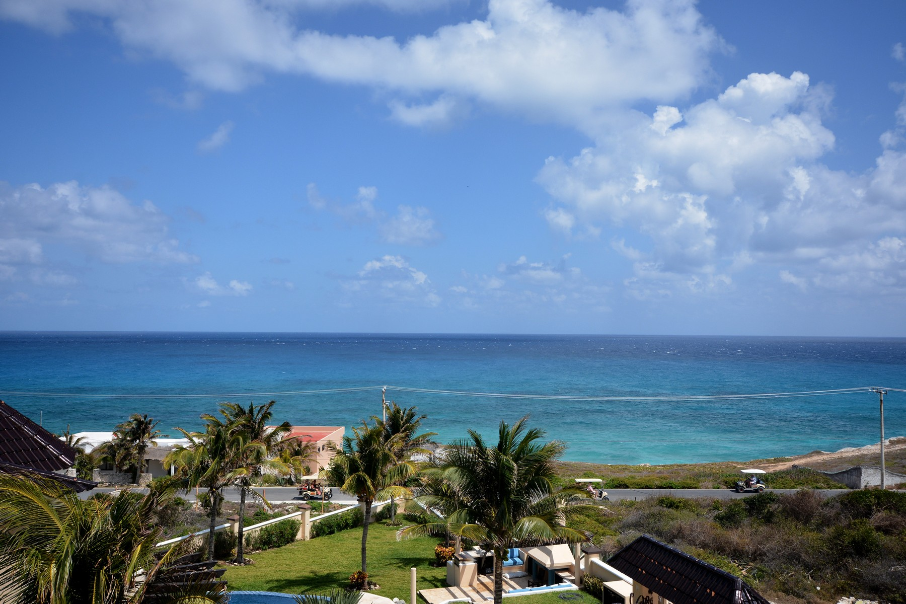 Single Family Home for Sale at CASA ELIZABETH: CARIBBEAN ISLAND LIVING Isla Mujeres, Mexico