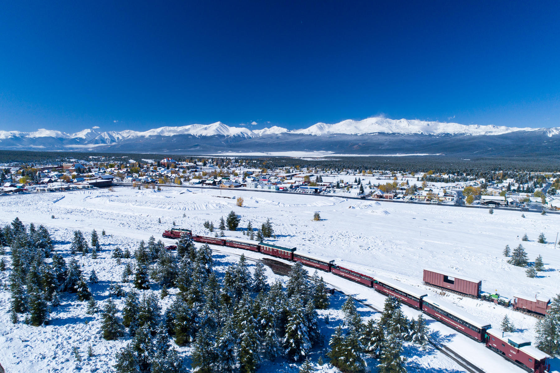 Additional photo for property listing at Ideal For An Apartment Building Or Mixed Use Development 388 Sizer Block 2, Lot 14 Leadville, Colorado 80461 United States