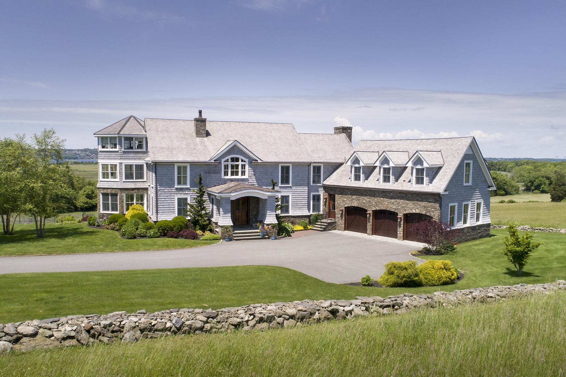 Μονοκατοικία για την Πώληση στο Summer Field's Farm 85 Nonquit Lane, Tiverton, Ροουντ Αϊλαντ 02878 Ηνωμένες Πολιτείες