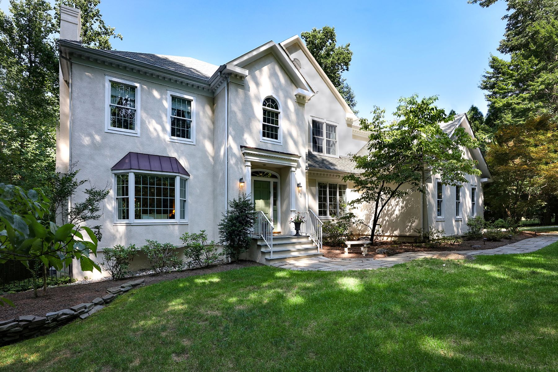Single Family Home for Sale at Exquisitely Designed In The Preserve 176 Highland Terrace, Princeton, New Jersey 08540 United States