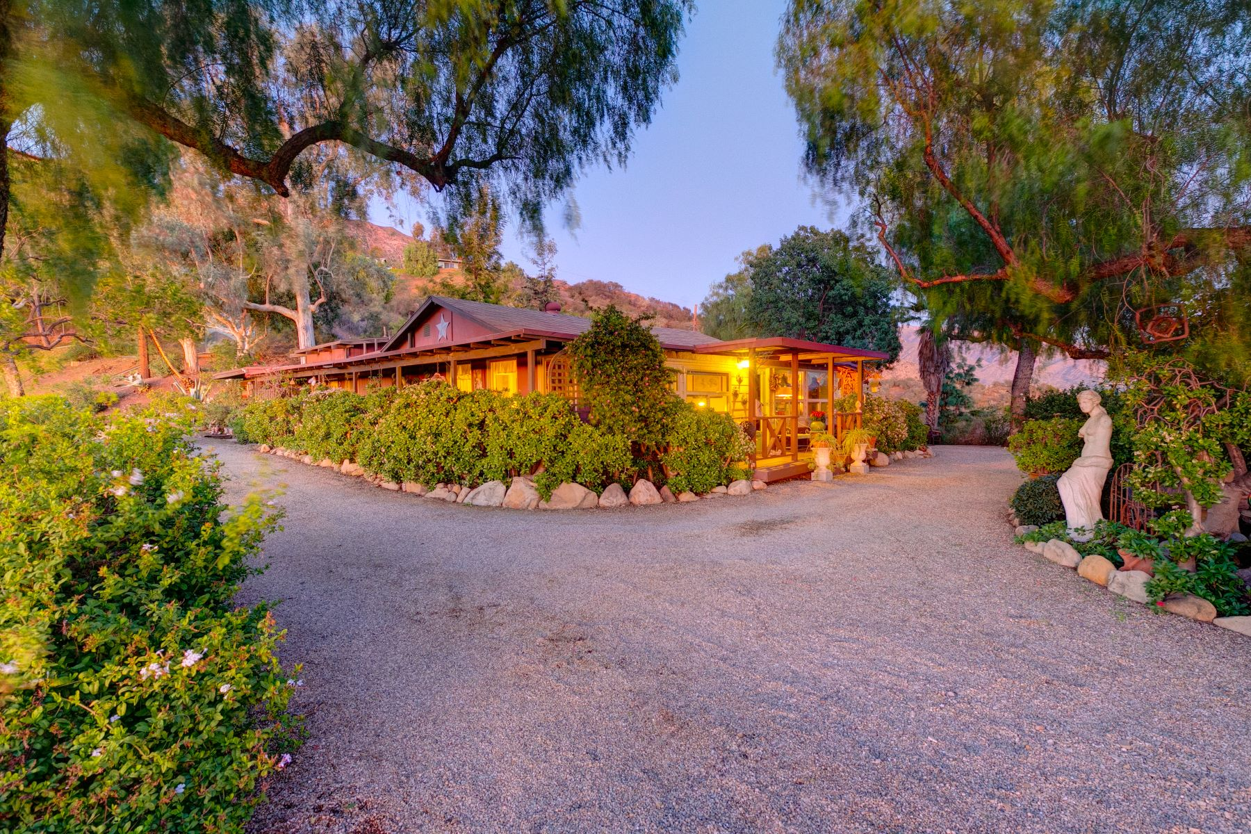 Single Family Homes for Sale at 1203 North Signal Street Ojai, California 93023 United States