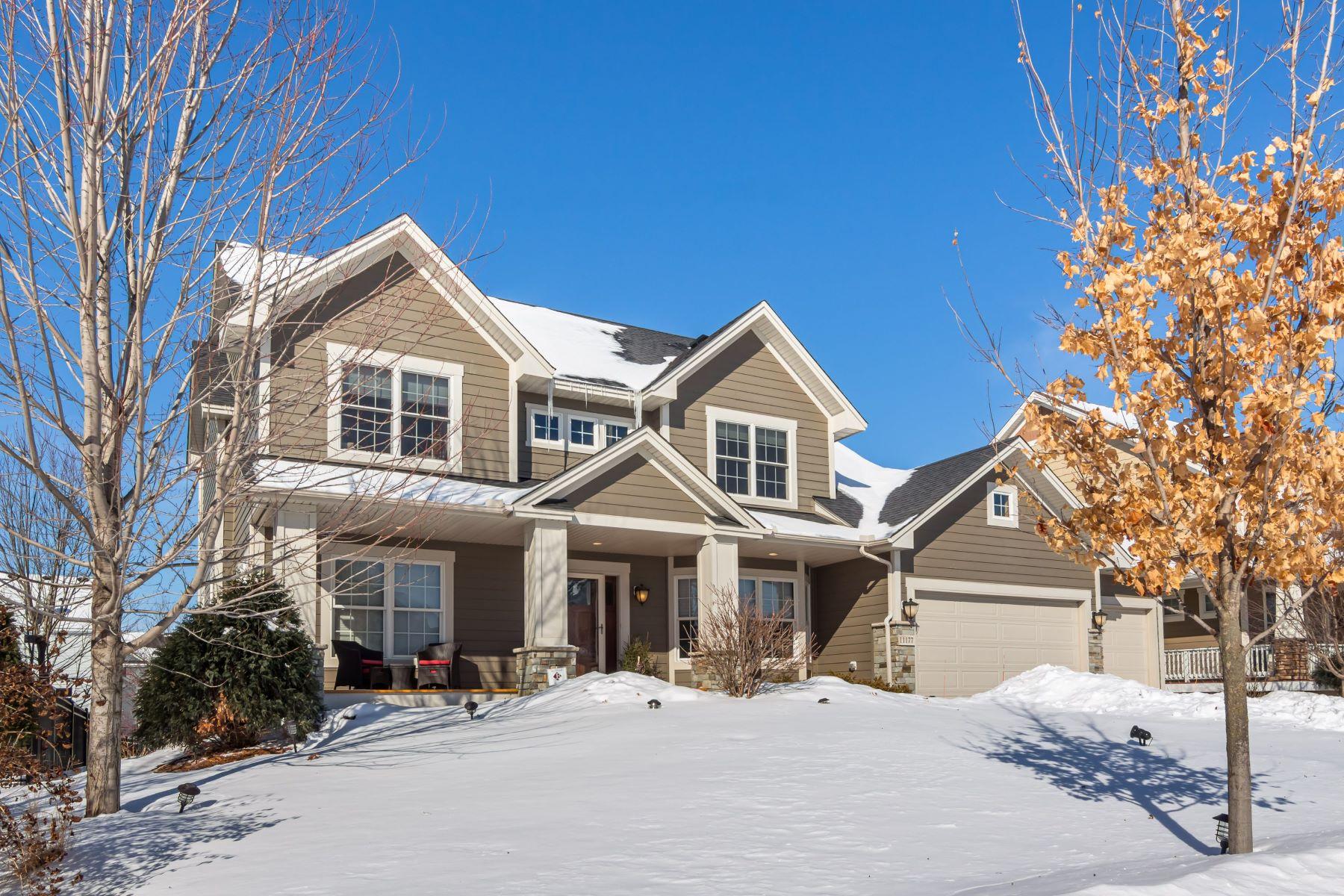 Single Family Homes für Verkauf beim Woodbury, Minnesota 55129 Vereinigte Staaten
