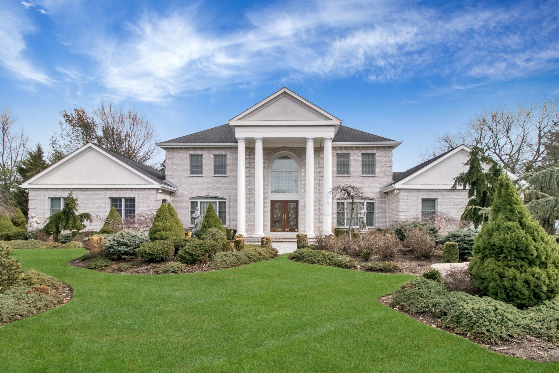 Single Family Home for Sale at Custom Built Colonial 2 Amelia Ct, Harrington Park, New Jersey 07640 United States