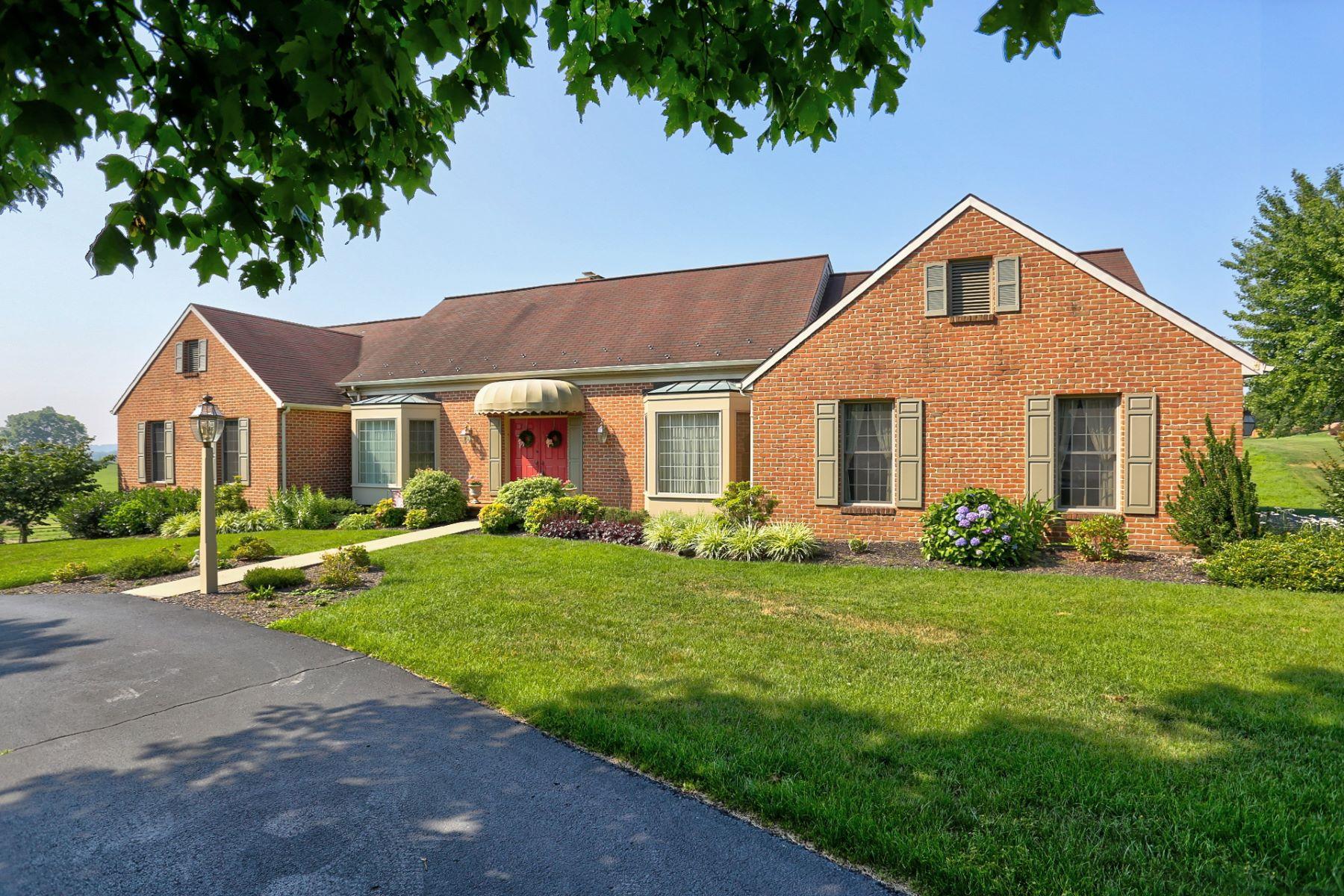 獨棟家庭住宅 為 出售 在 398 West Woods Drive Lititz, 賓夕法尼亞州 17543 美國