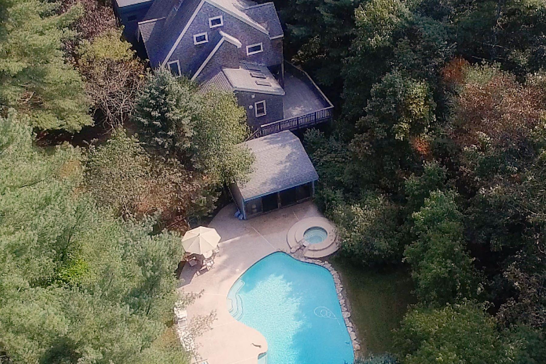 Maison unifamiliale pour l Vente à 1420 Curve Street, Carlisle 1420 Curve St Carlisle, Massachusetts 01741 États-Unis