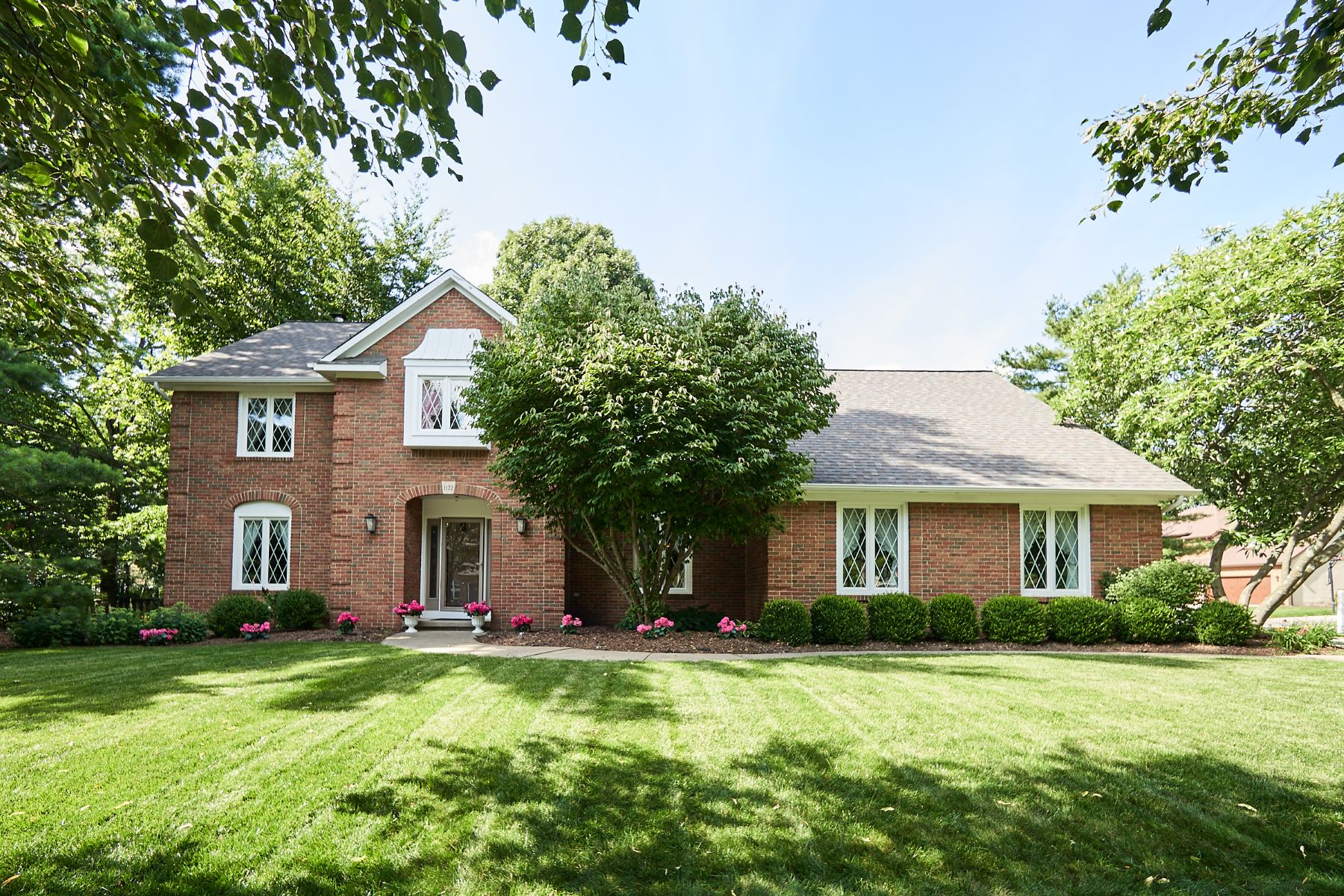 Single Family Homes for Sale at 1122 Forest View Court Westerville, Ohio 43081 United States
