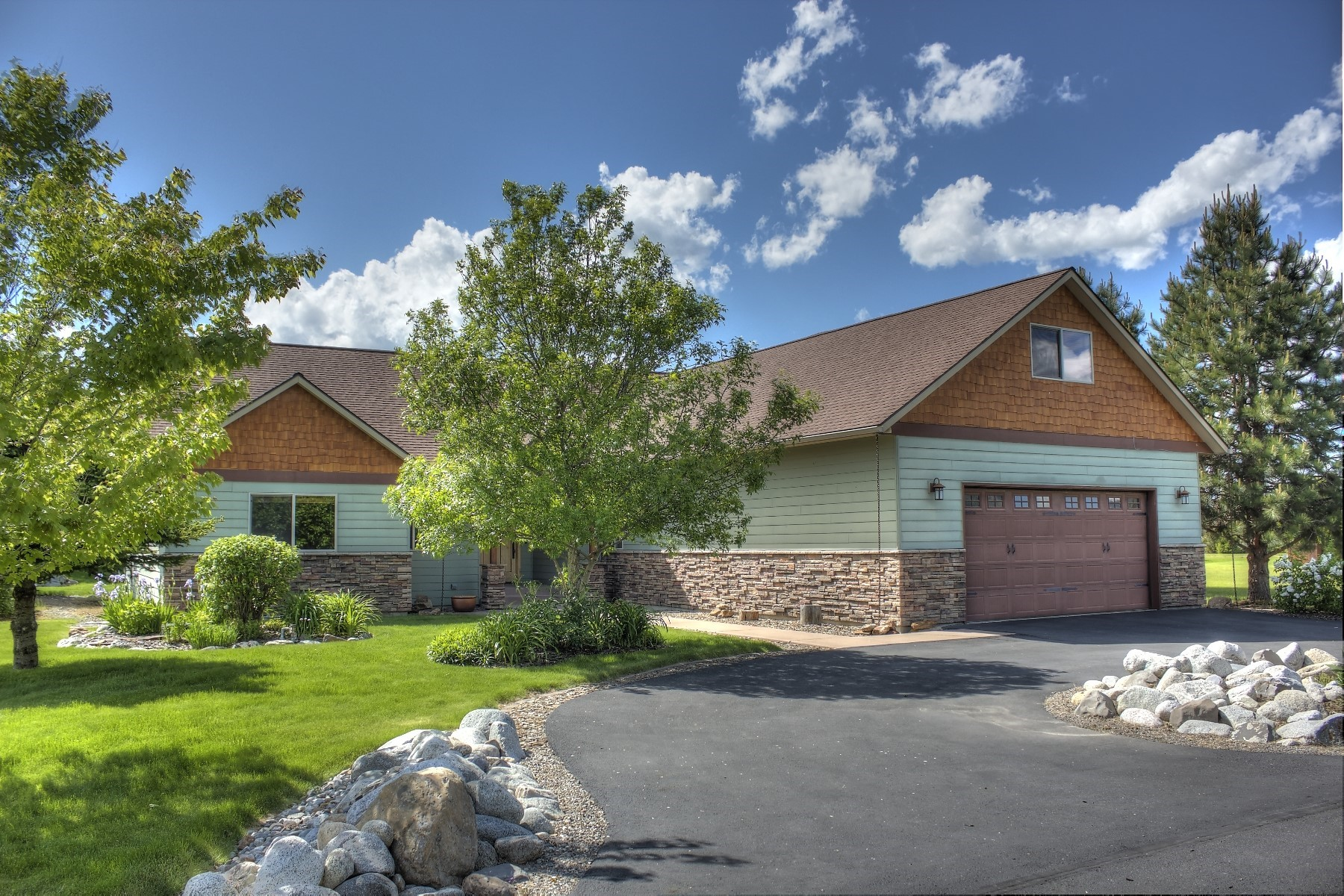 Single Family Homes للـ Sale في Life on the Green 131 Links Dr, Blanchard, Idaho 83804 United States