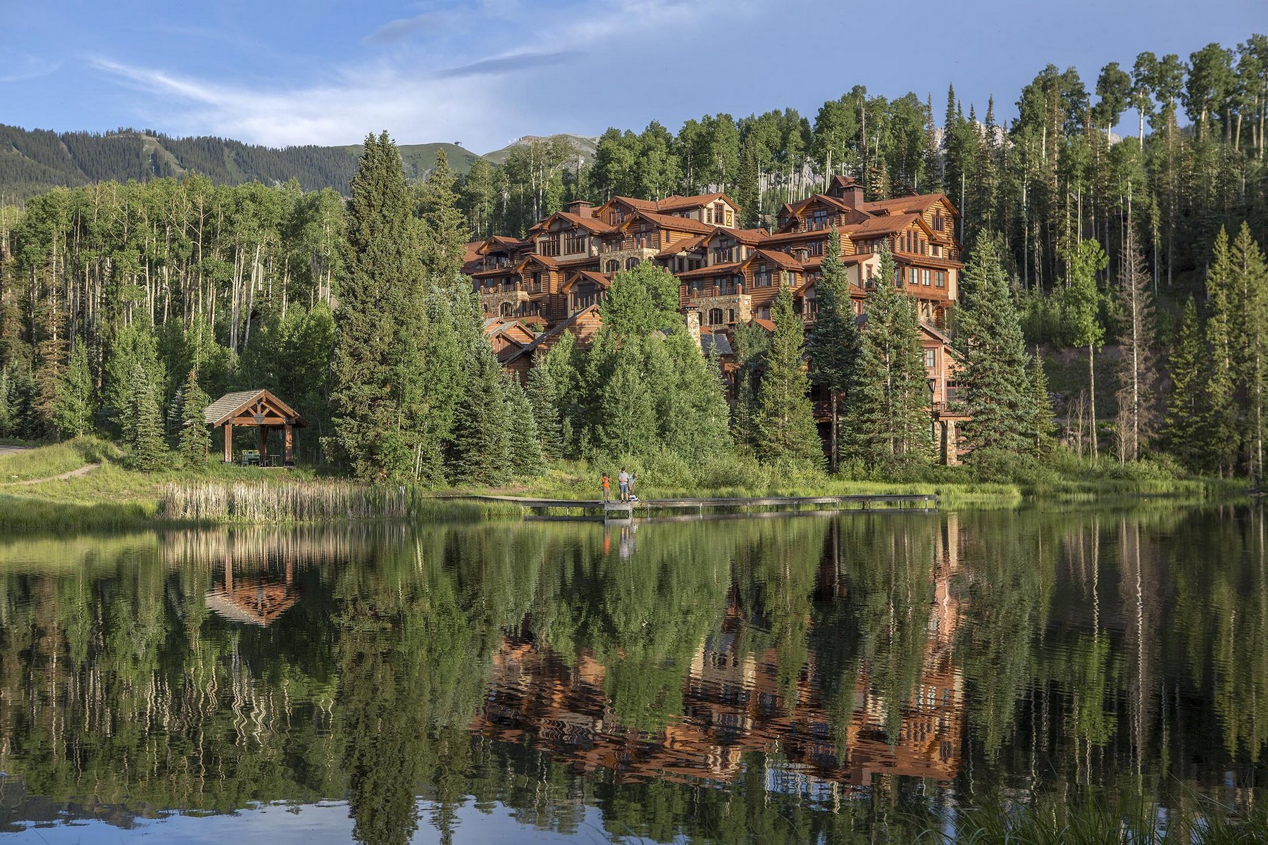 Condominium for Sale at Elkstone 21, Unit 305 12 Elkstone Place, Unit 305 Telluride, Colorado, 81435 United States