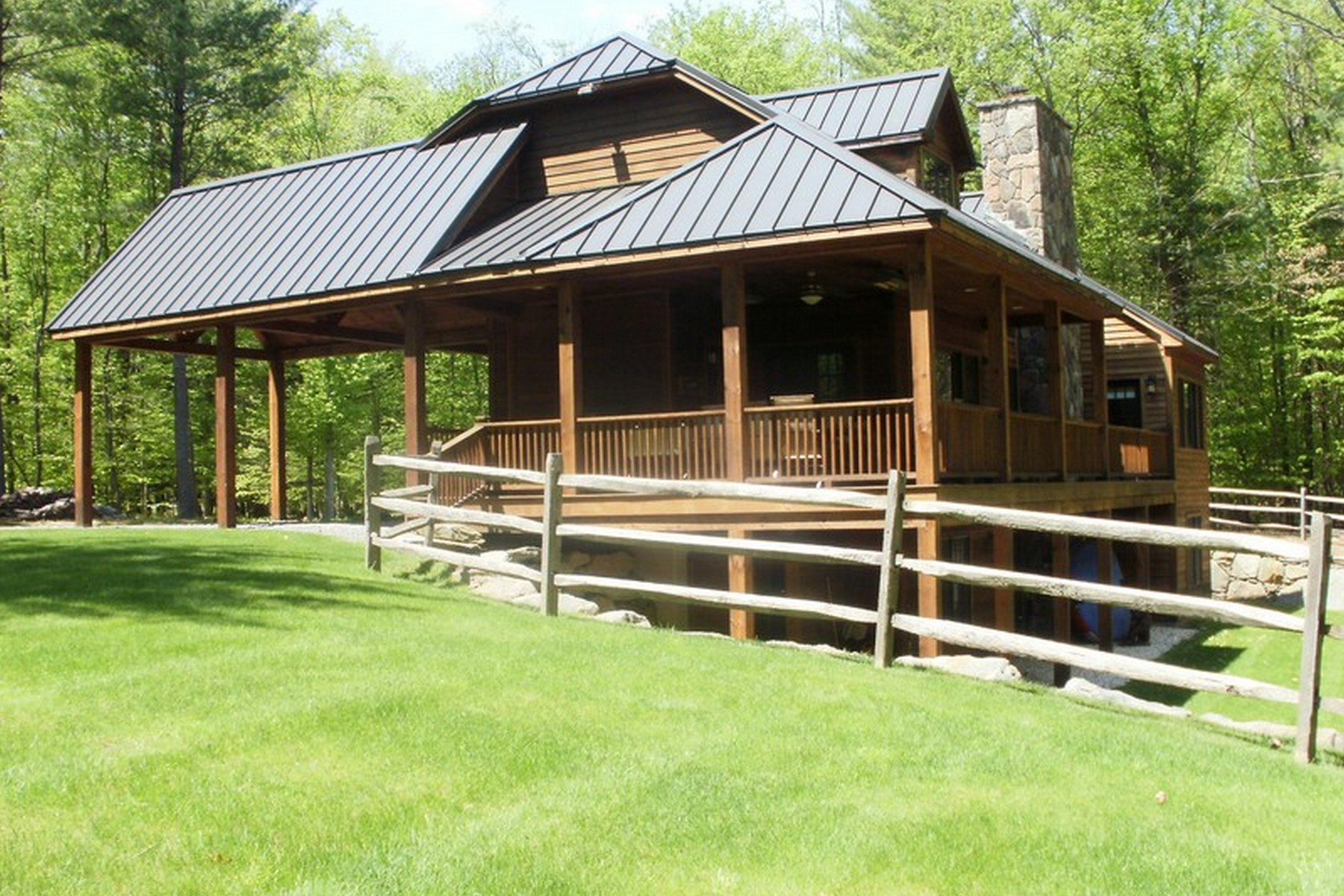 Additional photo for property listing at Fawn Haven Lodge at The Chapin Estate 43 Homestead Trl Bethel, New York 12720 United States