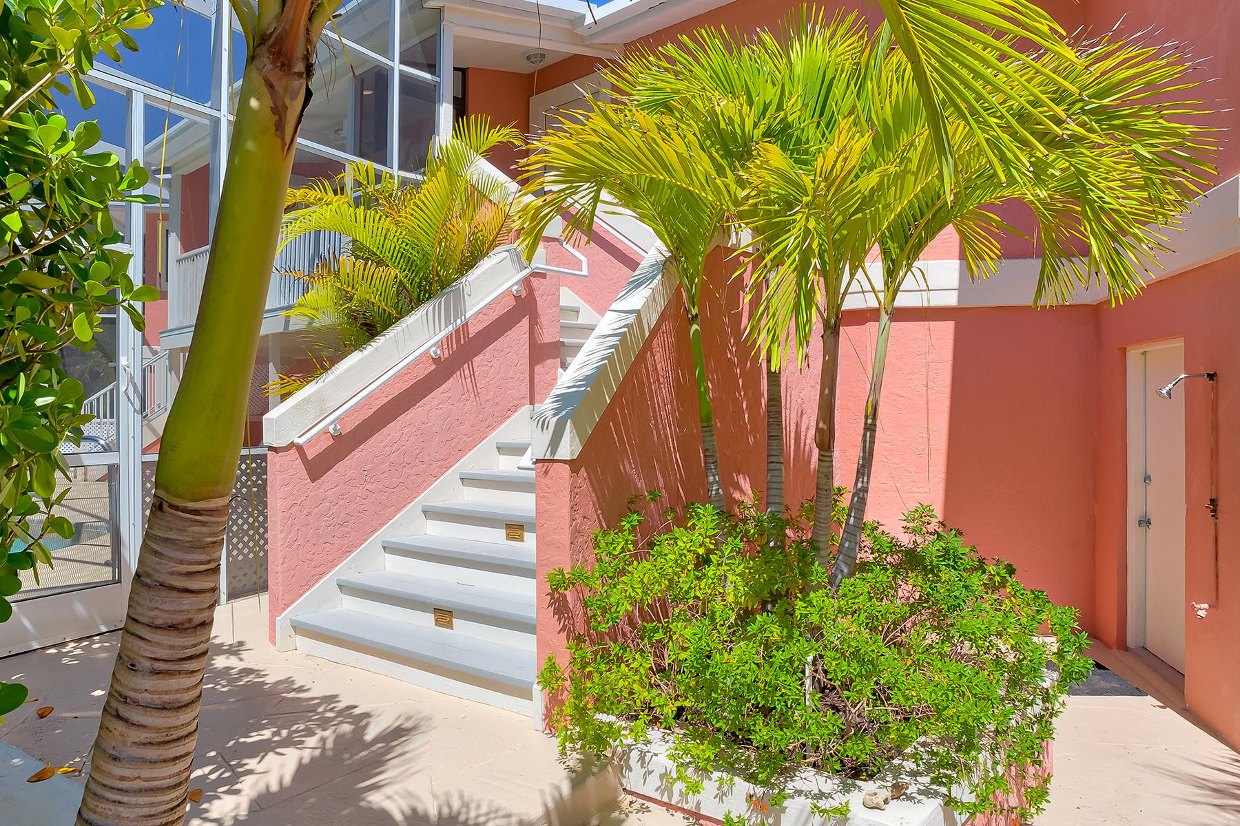 Single Family Homes por un Venta en METES AND BOUNDS 1676 Middle Gulf Dr, Sanibel, Florida 33957 Estados Unidos