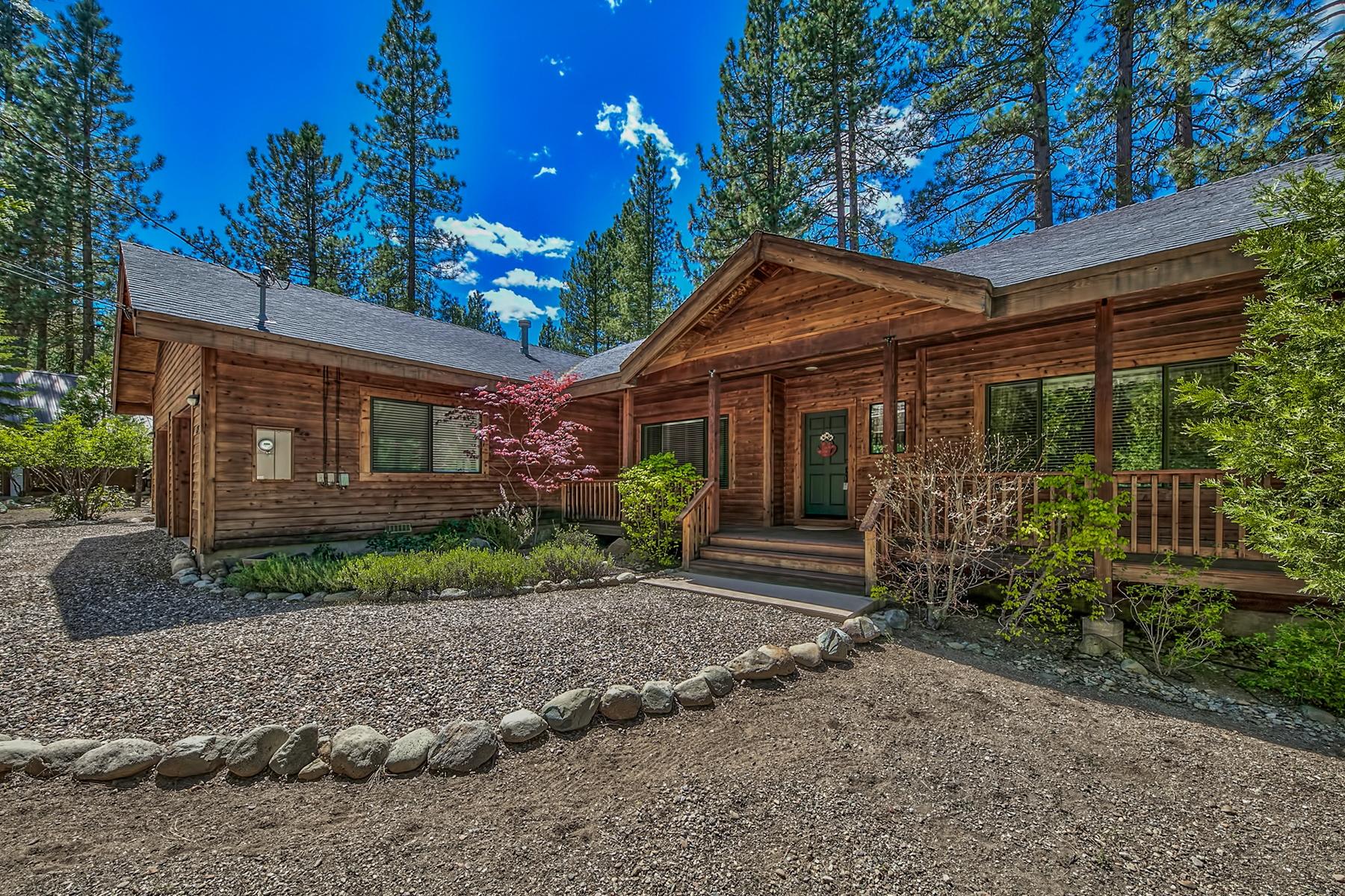 独户住宅 为 销售 在 24 Paiute Trail, Graeagle, CA 24 Paiute Trail Graeagle, 加利福尼亚州 96103 美国