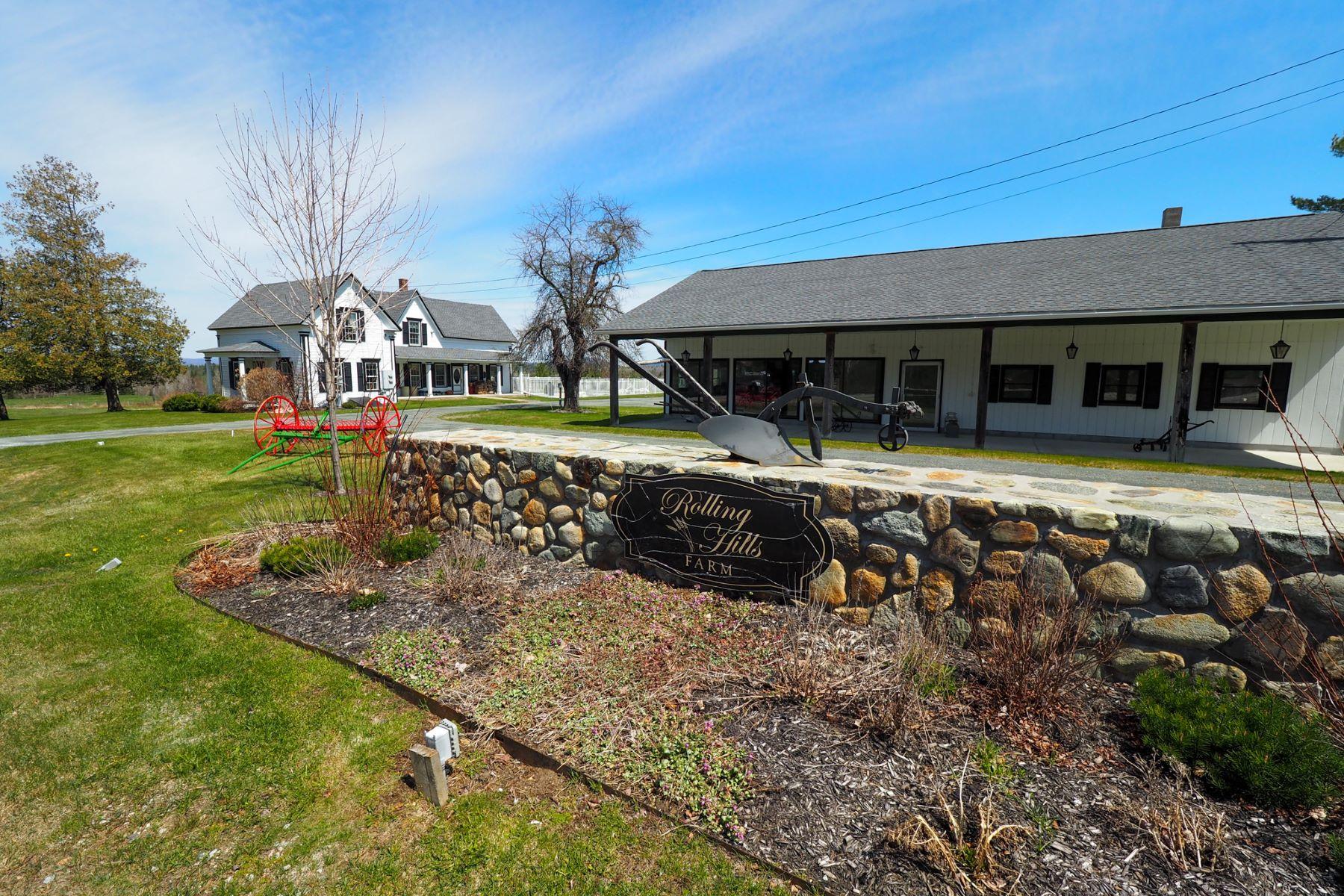 Single Family Homes 为 销售 在 91 Twin Mountain Road Whitefield, 新罕布什尔州 03598 美国