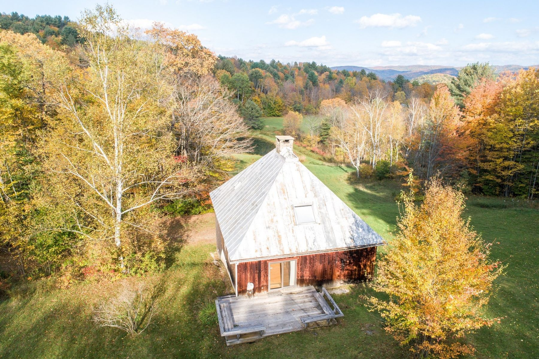 single family homes for Sale at Three Bedroom Contemporary in Tunbridge 39 Ward Hill Rd Tunbridge, Vermont 05077 United States