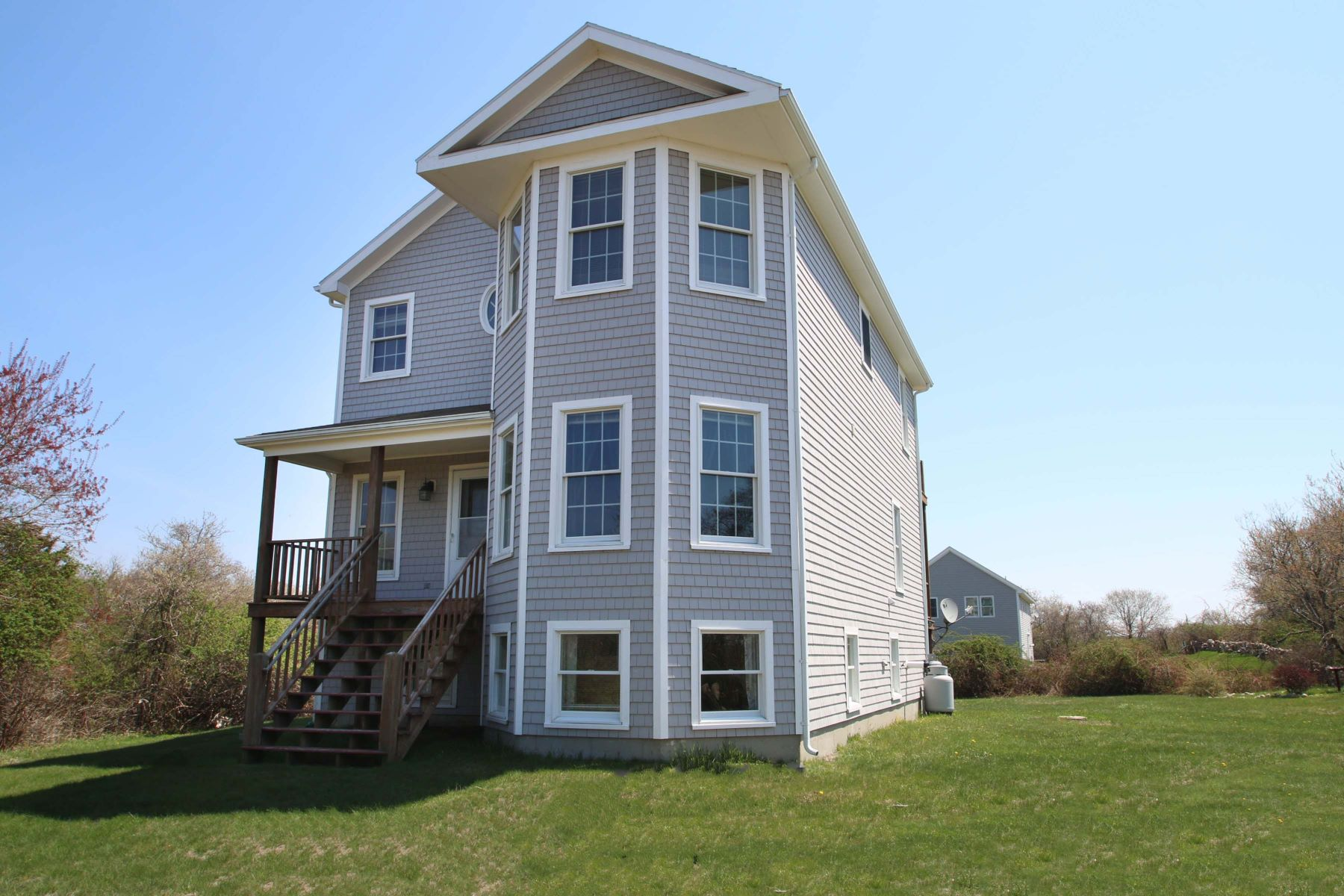 Single Family Homes for Sale at Clayhead Hideaway 1770 Corn Neck Road, Block Island, Rhode Island 02807 United States