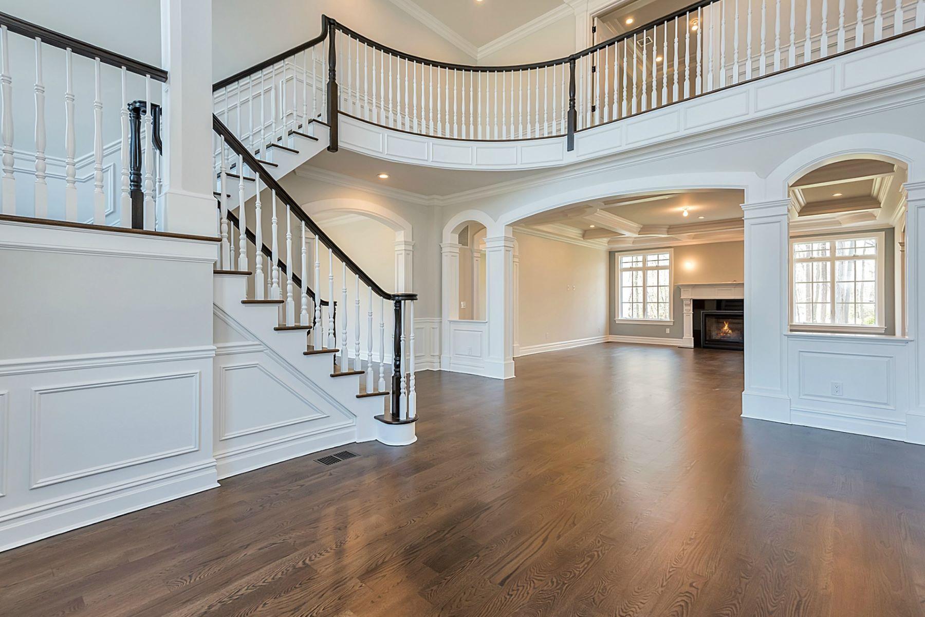 واحد منزل الأسرة للـ Sale في French Country Manor 7 Shadow Rd Upper Saddle River, New Jersey, 07458 United States