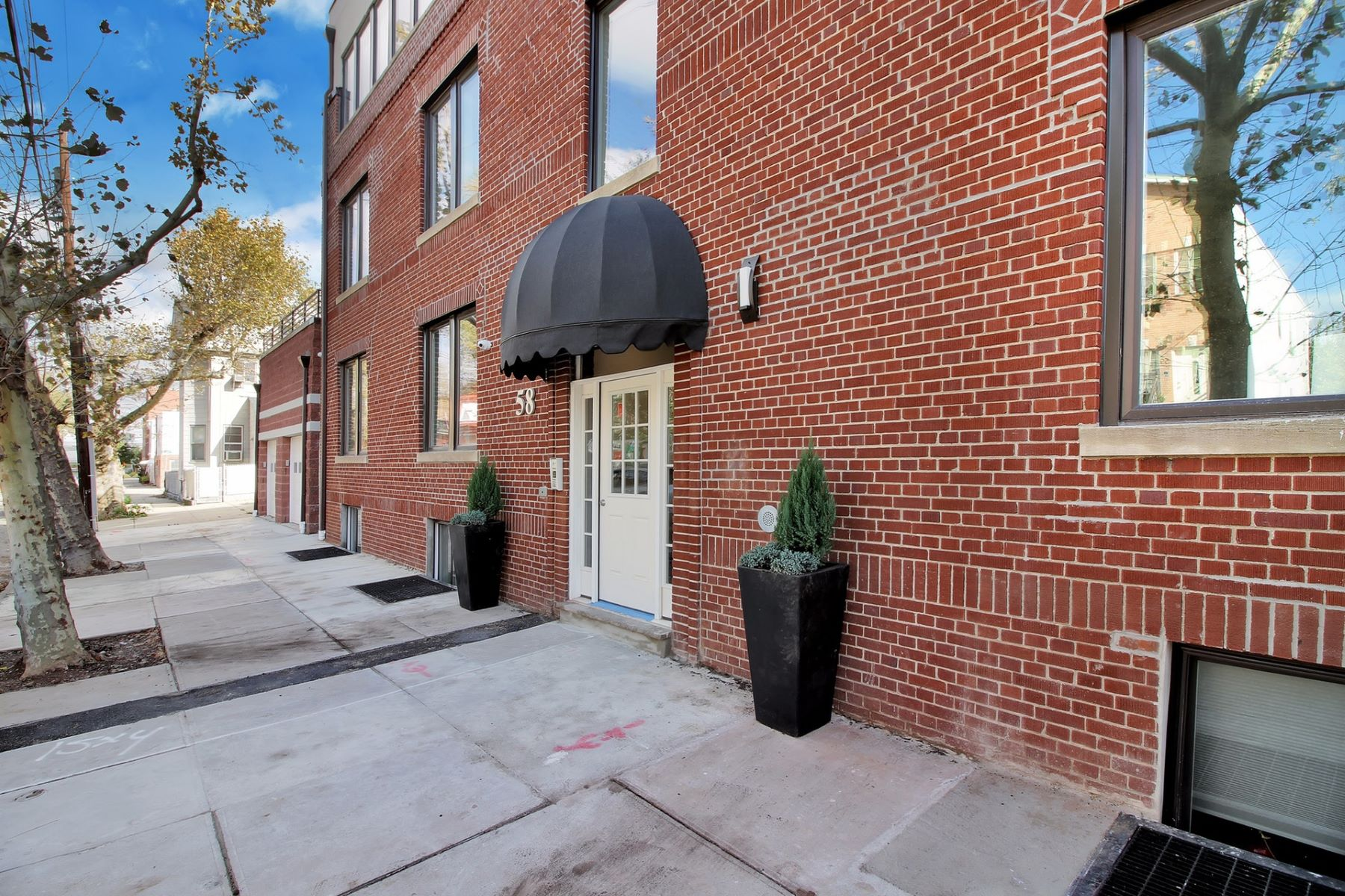 Condominium for Sale at Urban Living 58 Giles Avenue, #4, Jersey City, New Jersey, 07306 United States