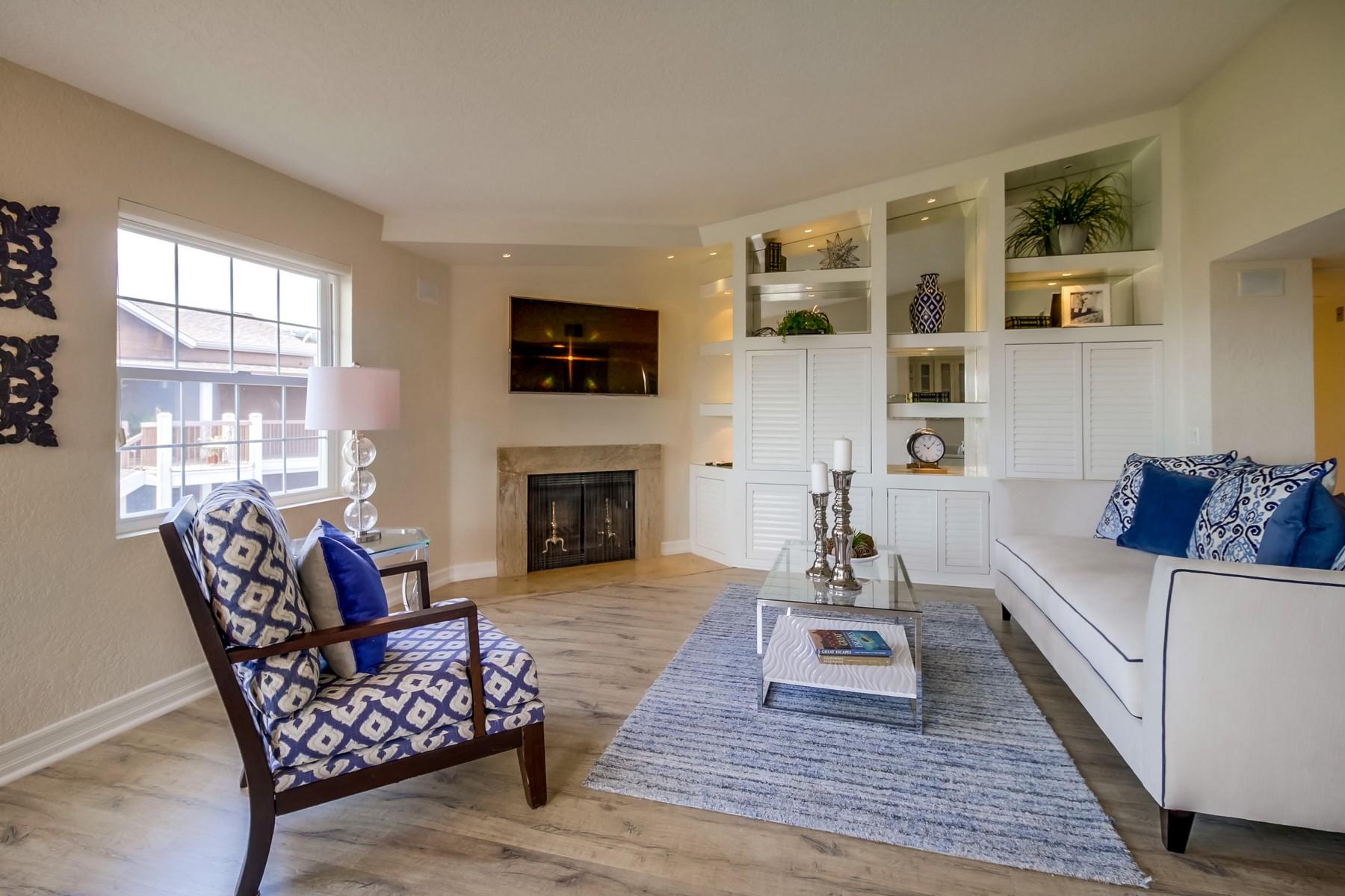 獨棟家庭住宅 為 出售 在 1804 Mc Kee Street, B10 1804 McKee Street B 10 Mission Hills, San Diego, 加利福尼亞州, 92110 美國