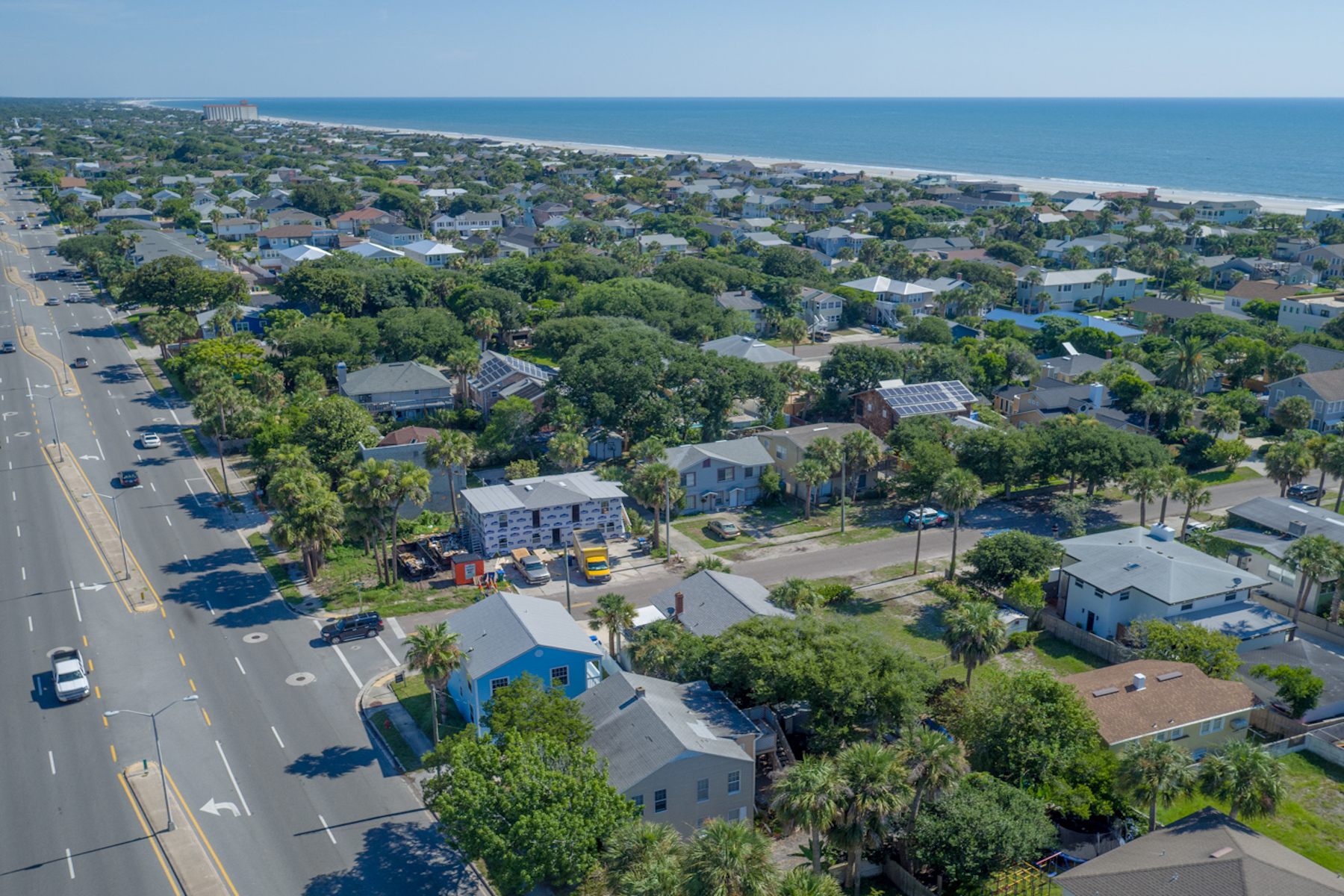 Single Family Homes for Sale at Neptune Beauty 237 Oleander Street, Neptune Beach, Florida 32266 United States