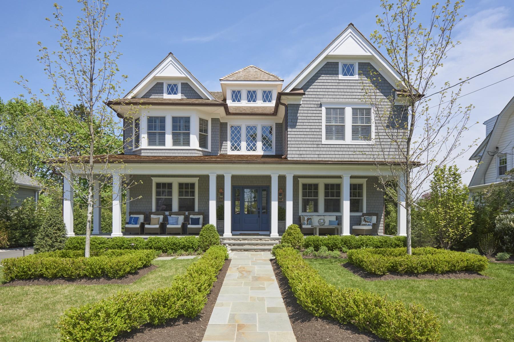 Maison unifamiliale pour l Vente à Paradise Found 9 Wardell Avenue, Rumson, New Jersey 07760 États-Unis