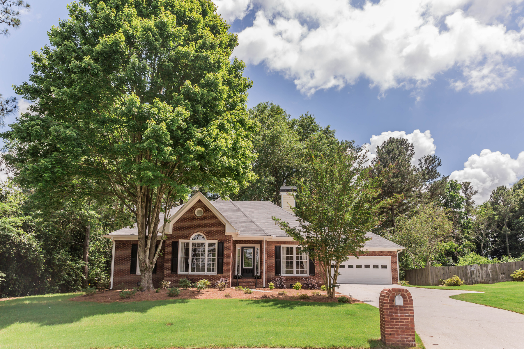 Single Family Home for Sale at Sought After Brick Ranch In Swim Tennis Community 322 Gates Mill Dr Lawrenceville, Georgia 30045 United States