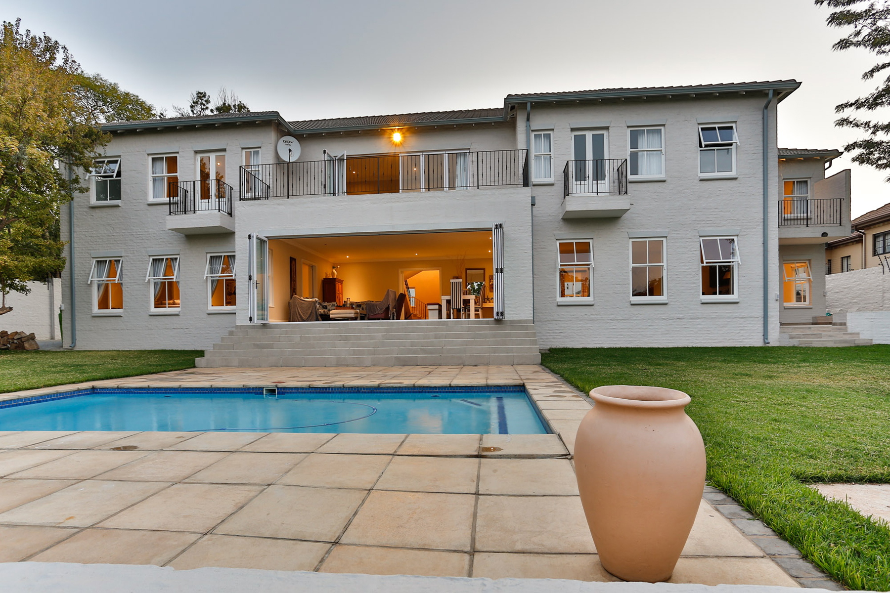 Single Family Home for Sale at Bryanston Johannesburg, Gauteng, South Africa