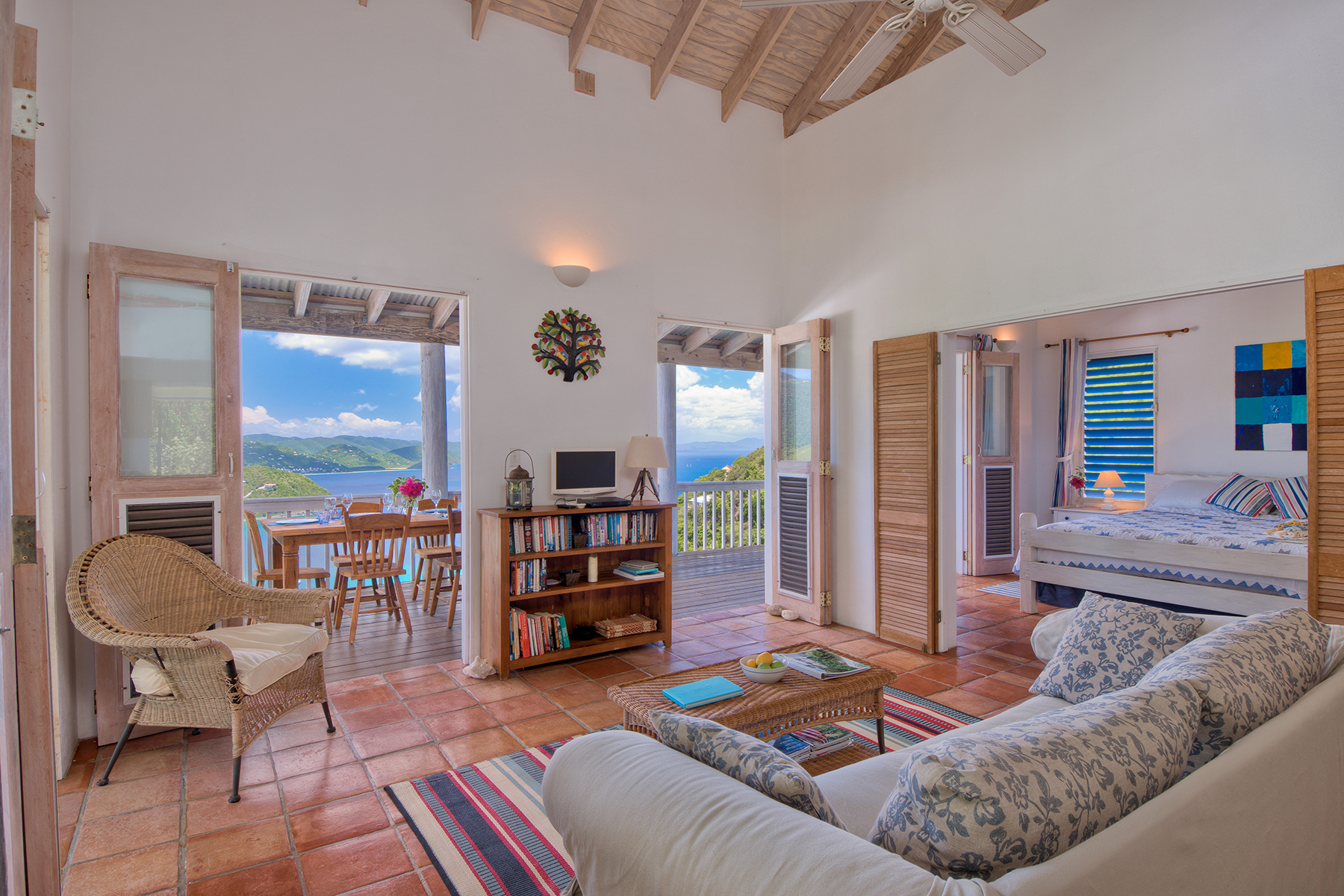 Additional photo for property listing at Makere House Cane Garden Bay, Tortola Iles Vierges Britanniques