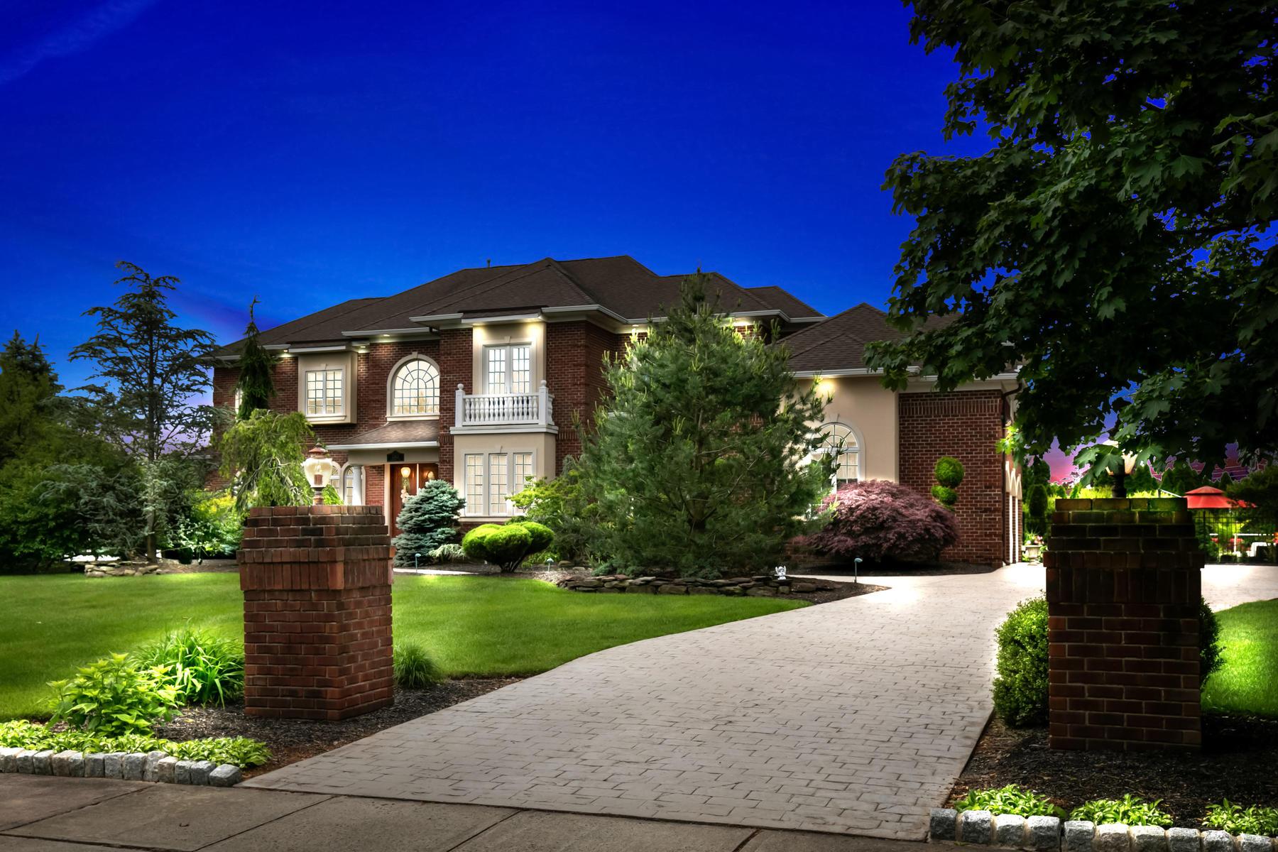 Частный односемейный дом для того Продажа на 1383 Cabernet Court Toms River, Нью-Джерси 08753 Соединенные Штаты