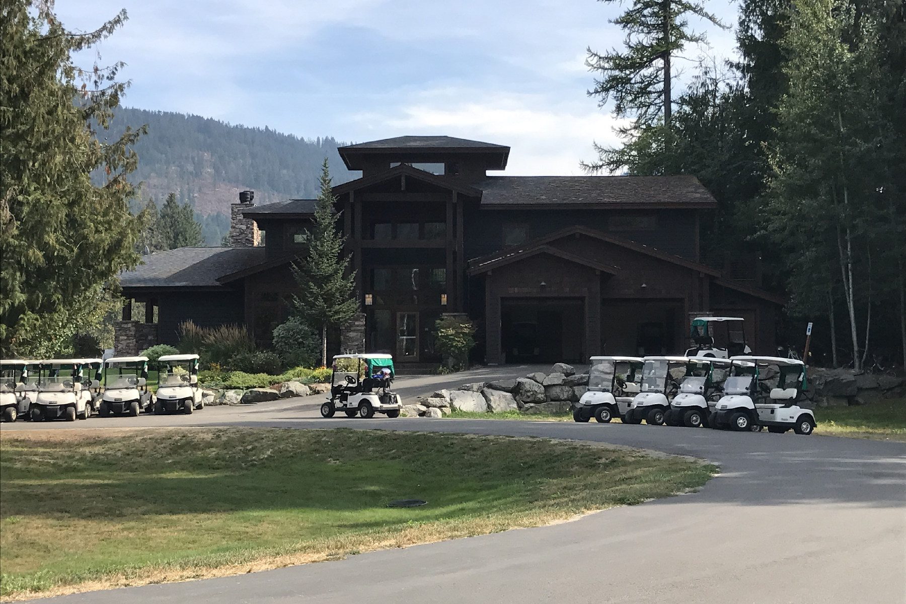 Additional photo for property listing at Idaho Club Golf Community Lot 2 Blk 2 Marie Victoria Court Sandpoint, Idaho 83864 United States