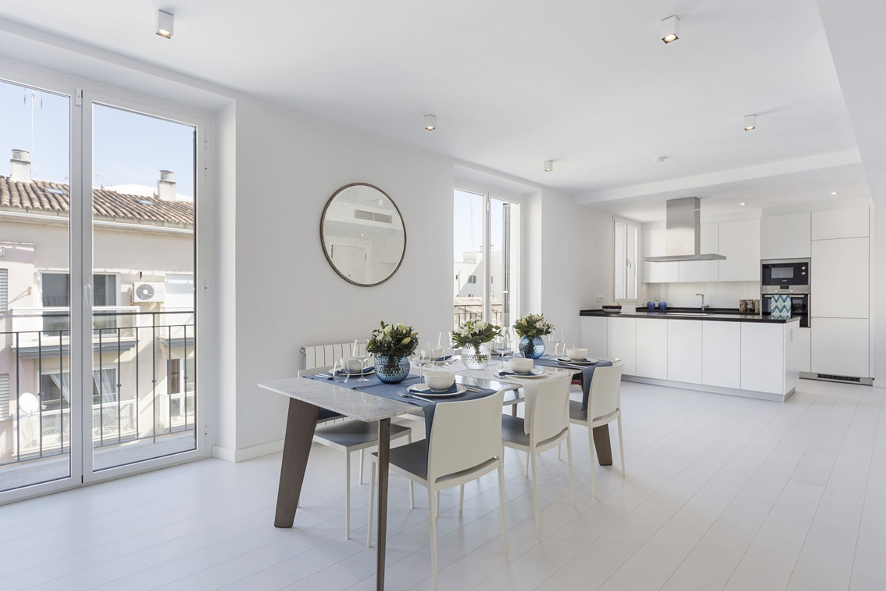 Single Family Home for Sale at New penthouse with a terrace in Santa Catalina Palma De Mallorca, Balearic Islands, Spain