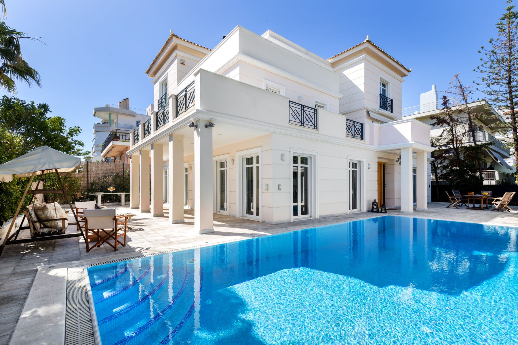 Single Family Home for Sale at Southern Dream Voula, Attiki, Greece