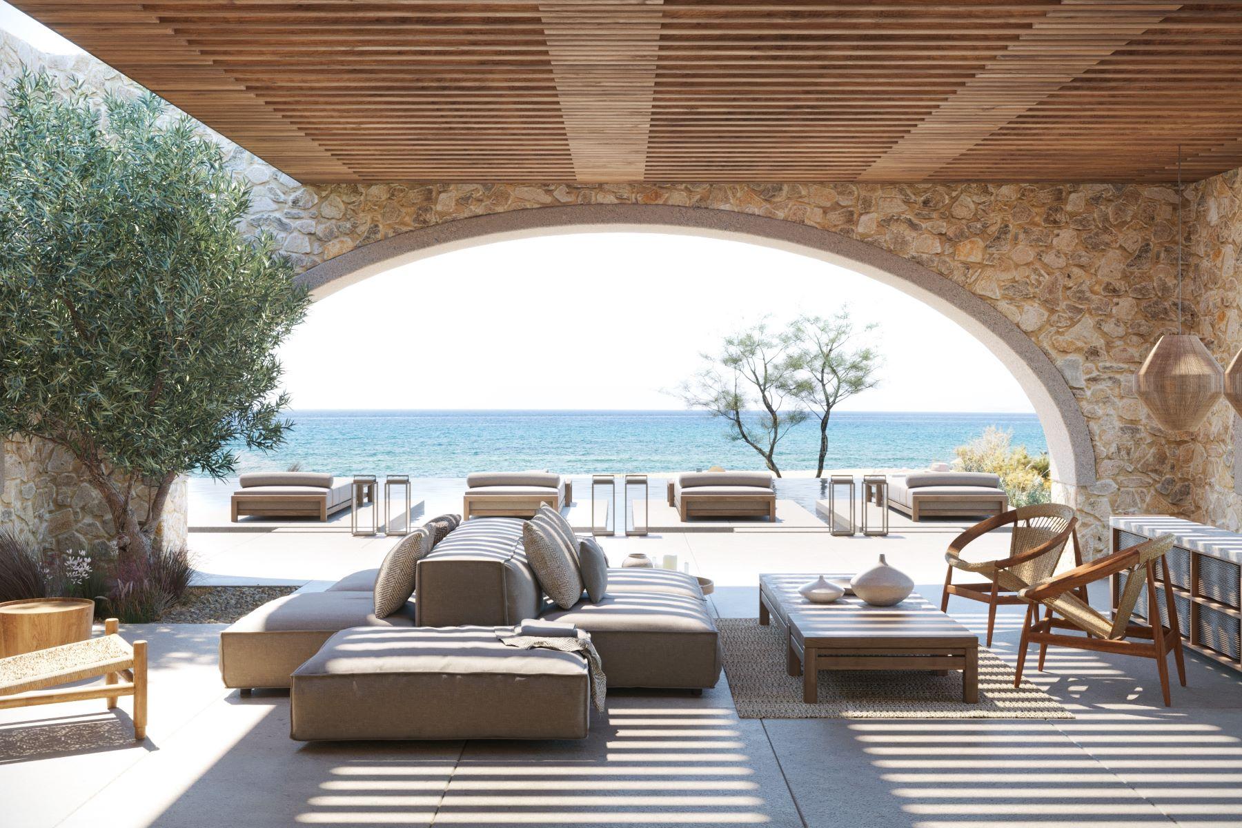 Single Family Homes 为 销售 在 Navarino Dunes Beachfront II Pylos, Messinia 24101 希腊