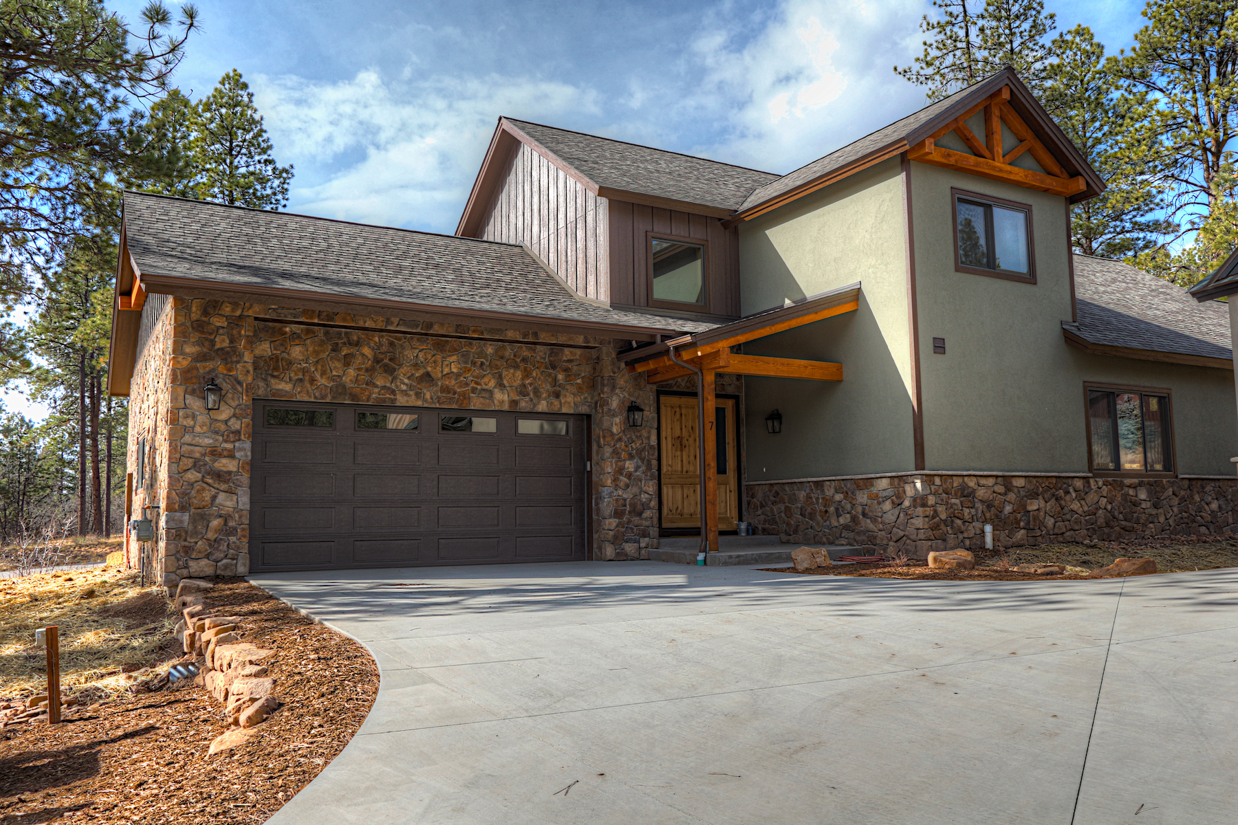 Single Family Home for Sale at 7 Canyon Pines Place 7 Canyon Pines Place Durango, Colorado 81301 United States