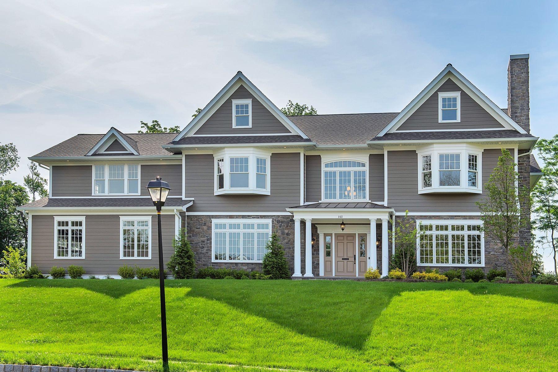 Maison unifamiliale pour l Vente à Luxury Living 162 Summit Road, Florham Park, New Jersey 07932 États-Unis