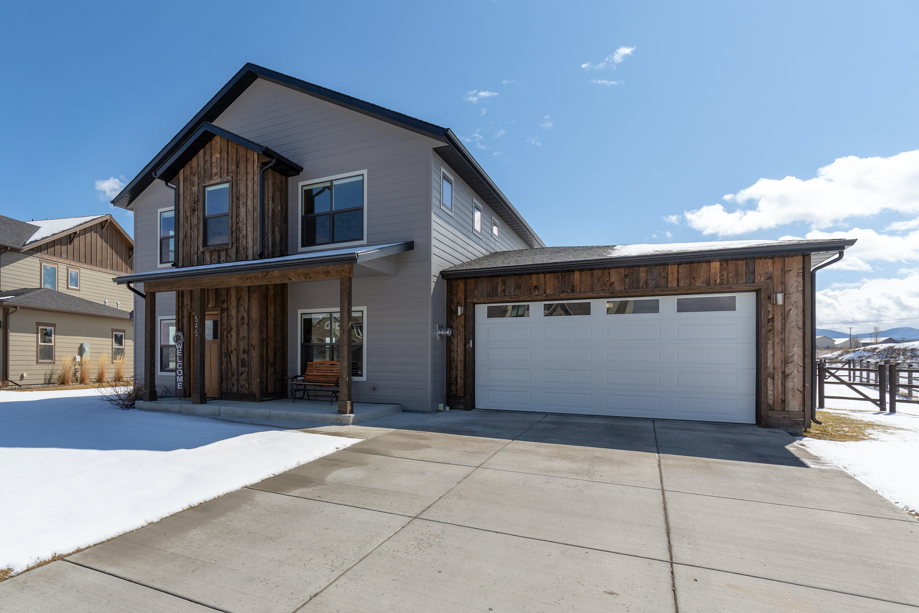 Single Family Homes por un Venta en 545 Arrow Trail Bozeman, Montana 59718 Estados Unidos