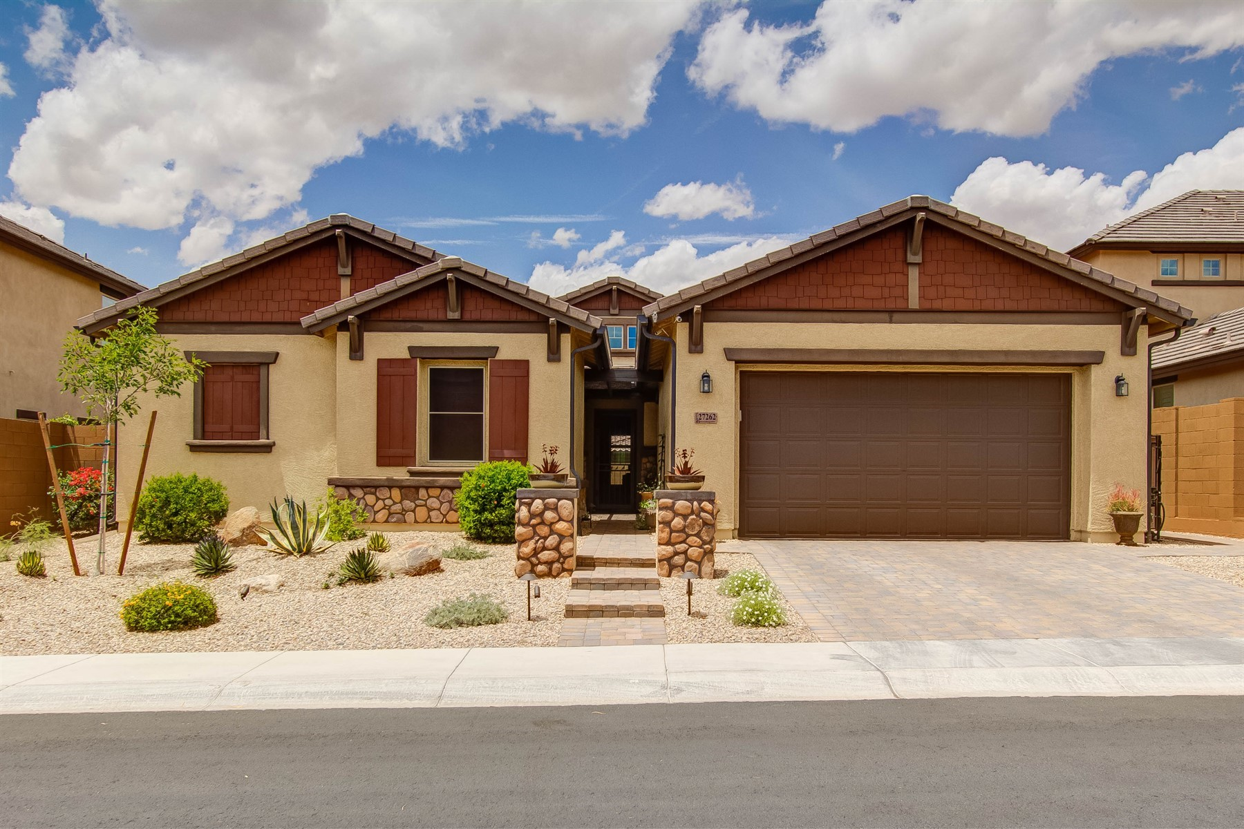 Single Family Homes for Sale at Rock Springs 27262 N 81ST LN Peoria, Arizona 85383 United States