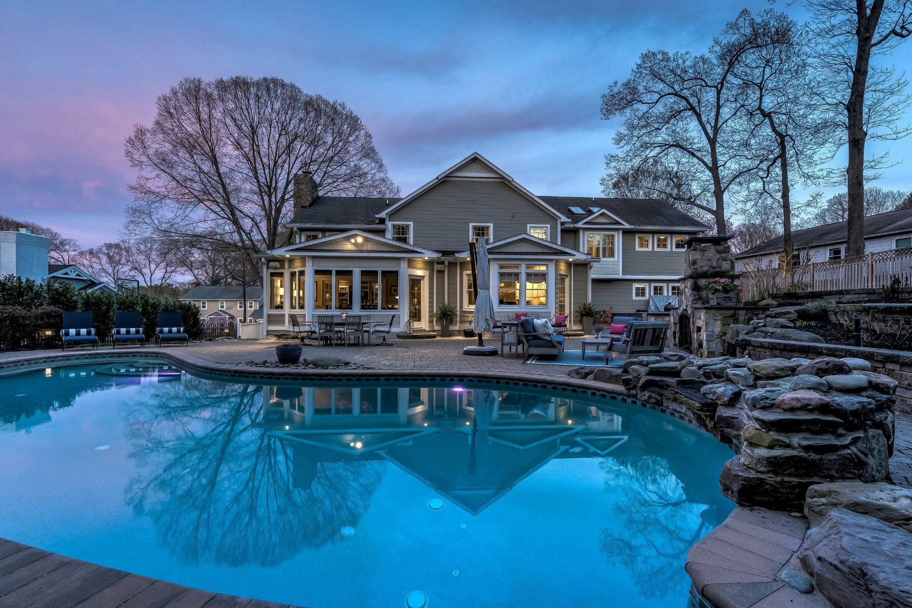 single family homes for Active at Kearney Manor 356 Dun Robbin Drive Severna Park, Maryland 21146 United States