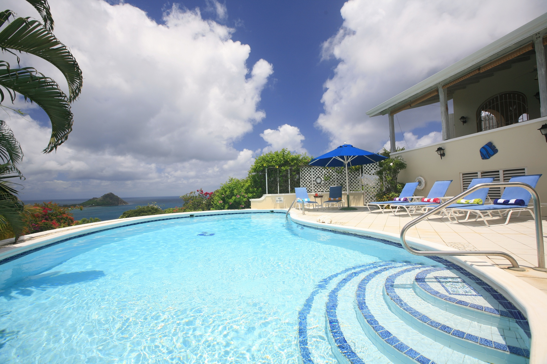 Single Family Homes for Sale at 3-5 Bedroom Ocean View Villa, Cap Estate Gros Islet, Gros-Islet St. Lucia