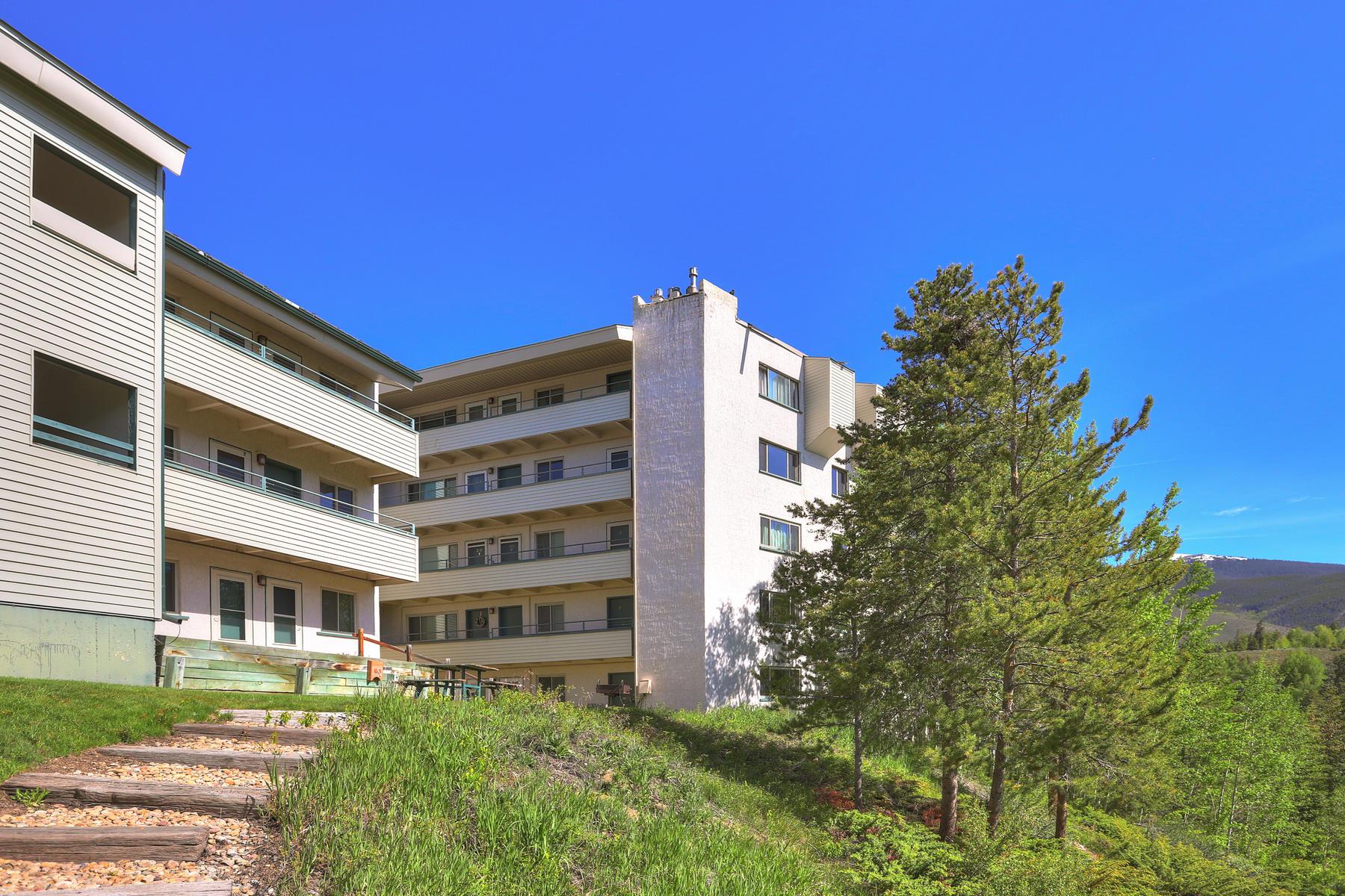 Condominiums για την Πώληση στο In-Town Lake Dillon Retreat 370 E La Bonte Street E #102, Dillon, Κολοραντο 80435 Ηνωμένες Πολιτείες