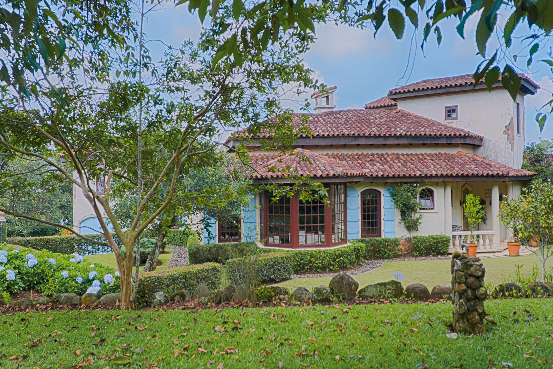 Single Family Homes for Sale at Jardin Provenzal San Isidro, Heredia Costa Rica