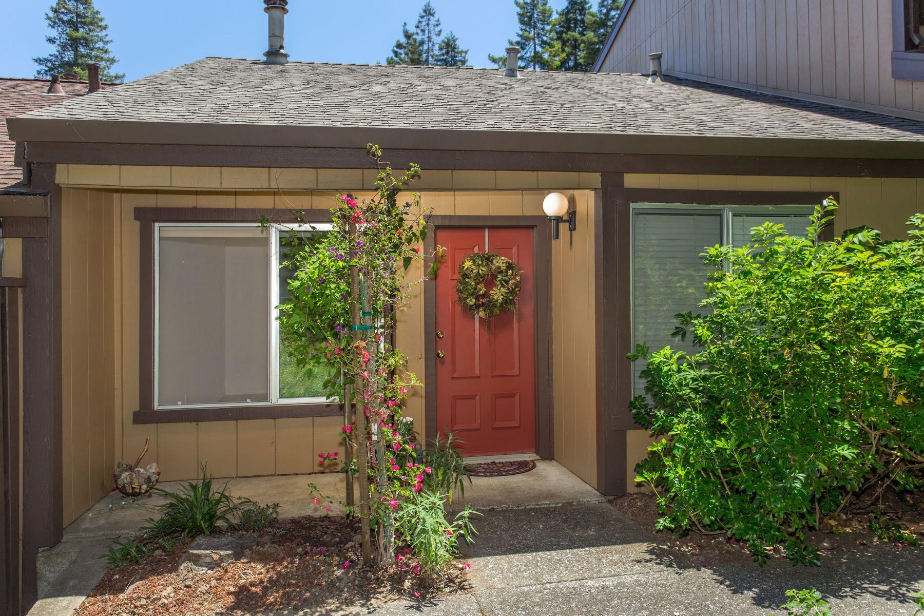 Condominium for Sale at Live in Wonderful Fairfax 7 Charro Way Fairfax, California 94930 United States