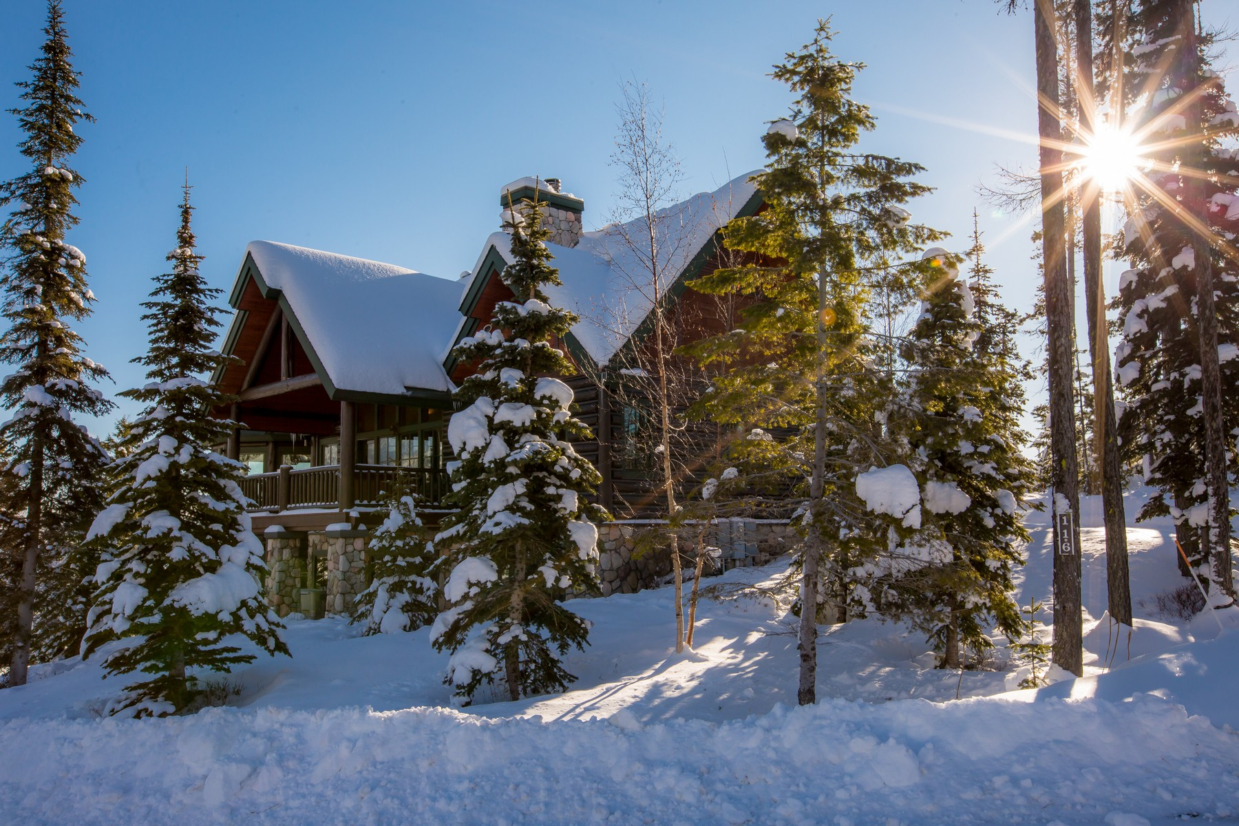 Additional photo for property listing at 116 Ridge Top Dr , Whitefish, MT 59937 116  Ridge Top Dr Whitefish, Montana 59937 United States