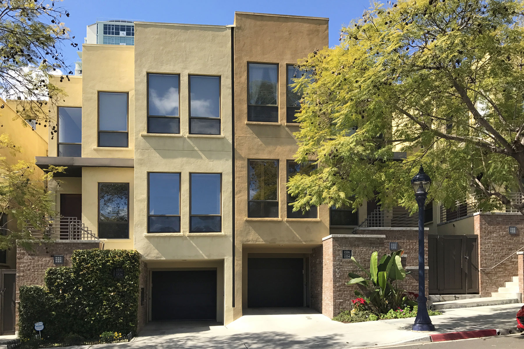 Appartement en copropriété pour l Vente à Citymark at Cortez Hill 1534 10th Avenue San Diego, Californie, 92101 États-Unis