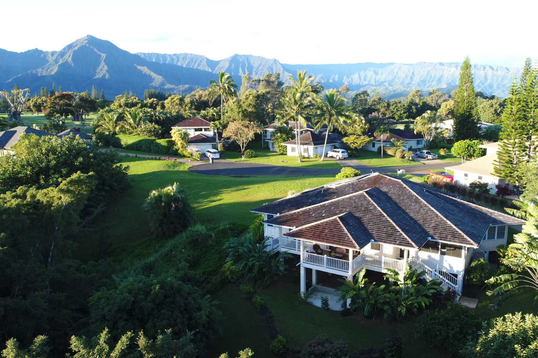 Single Family Homes for Active at 5116 Iolani Place Princeville, Hawaii 96722 United States