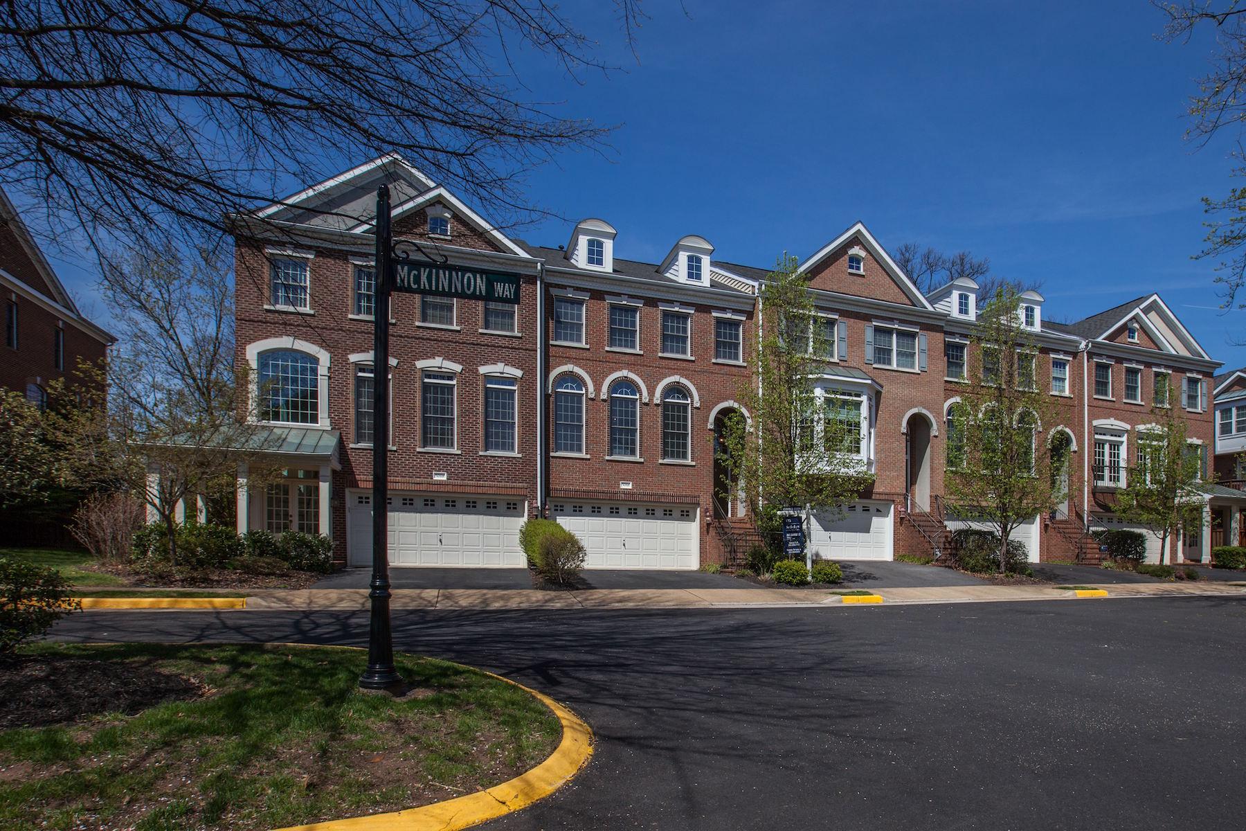 Stadthaus für Verkauf beim 3066 McKinnon Way Oakton, Virginia 22124 Vereinigte Staaten