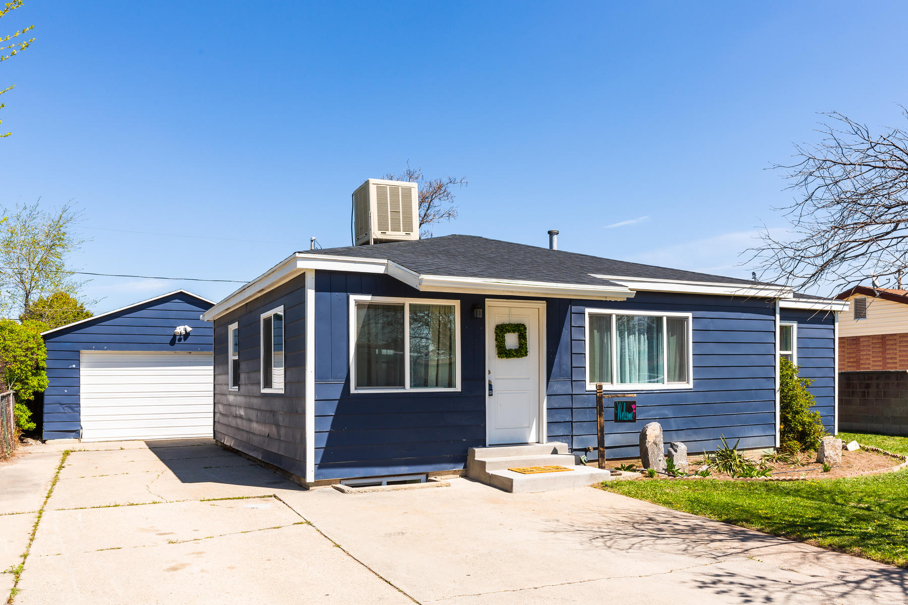 Single Family Homes for Sale at 100% Remodeled Rambler 4188 W 5740 S Kearns, Utah 84118 United States