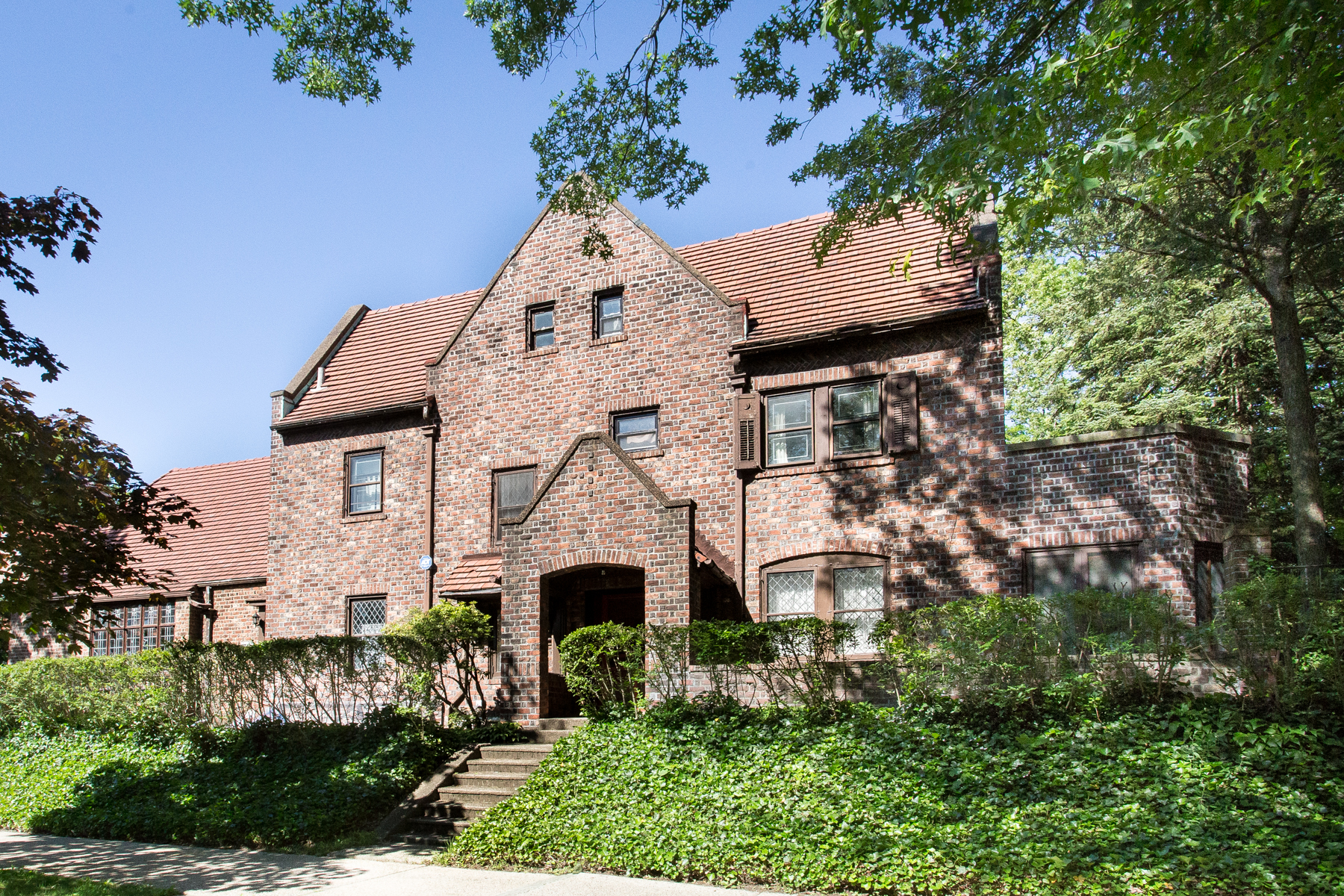 """Single Family Homes for Sale at """"REGAL EMBASSY ROW RESIDENCE"""" 254 Greenway North, Forest Hills Gardens, Queens, New York 11375 United States"""